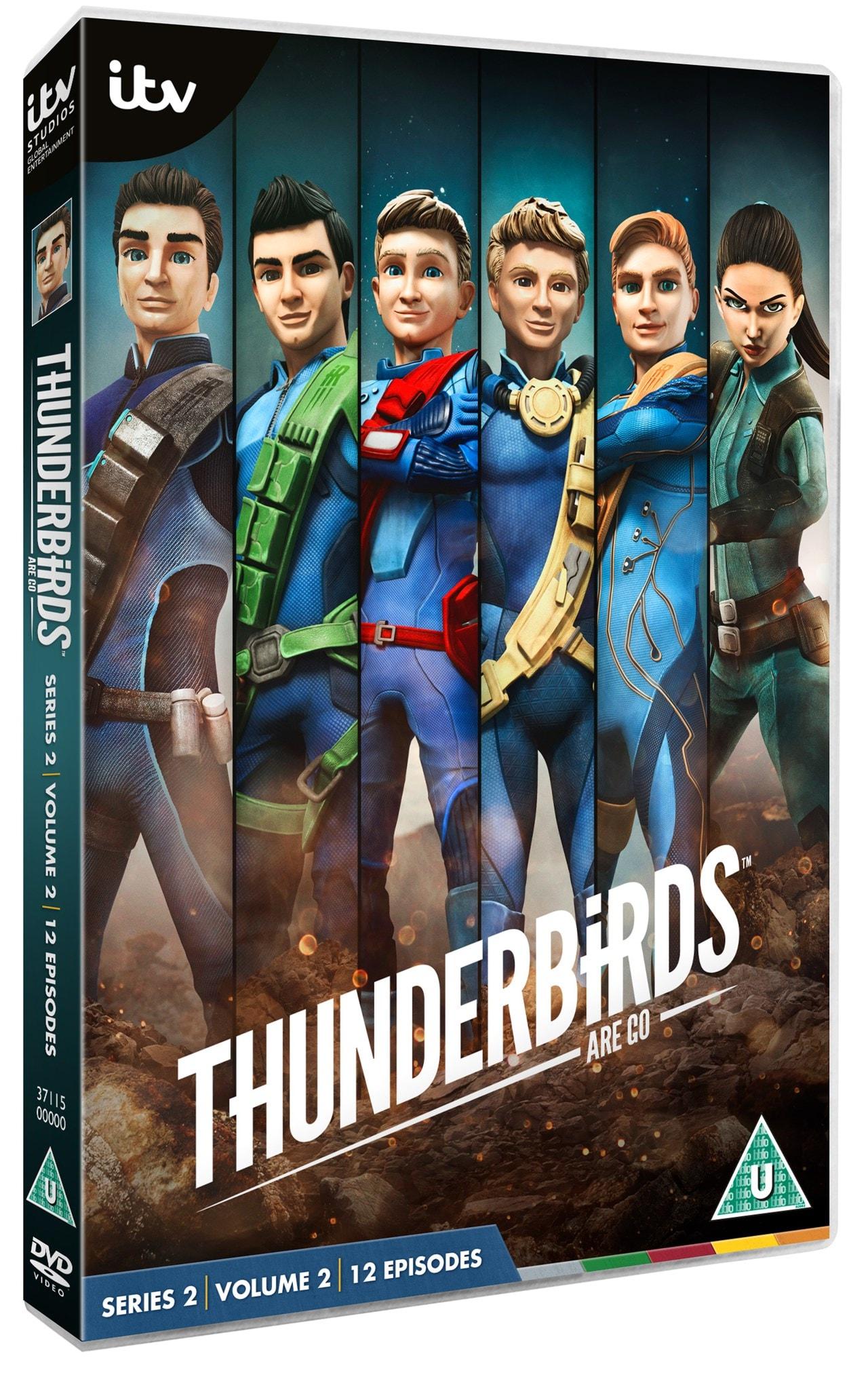 Thunderbirds Are Go: Series 2 - Volume 2 - 2