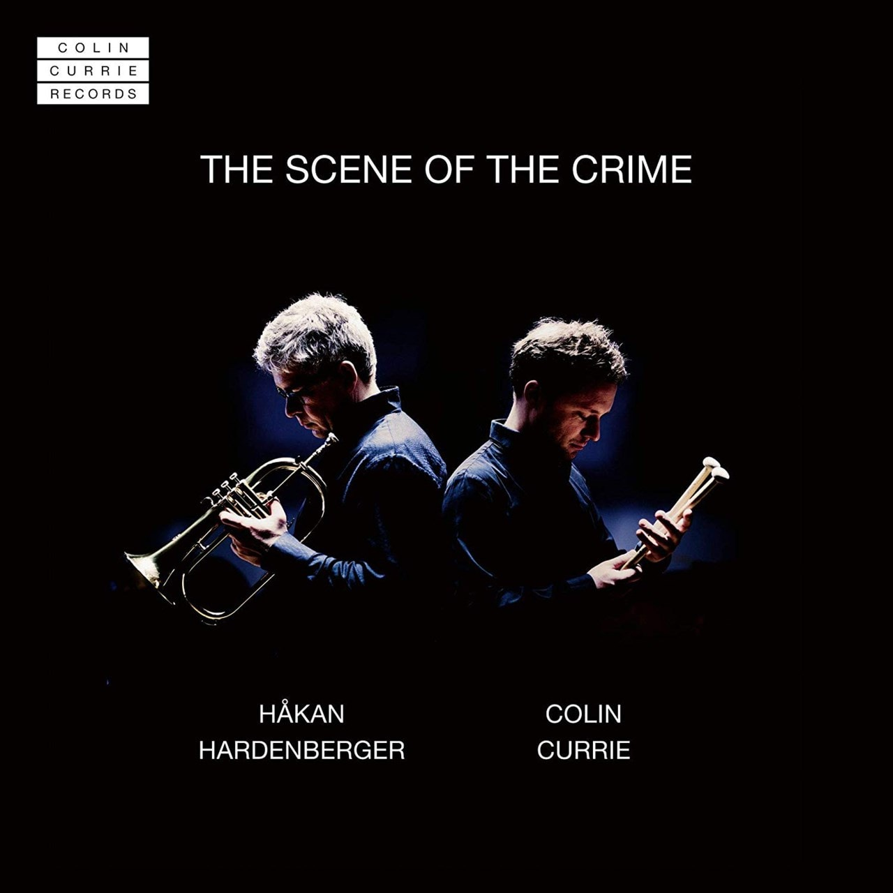 Hakan Hardenberger/Colin Currie: The Scene of the Crime - 1