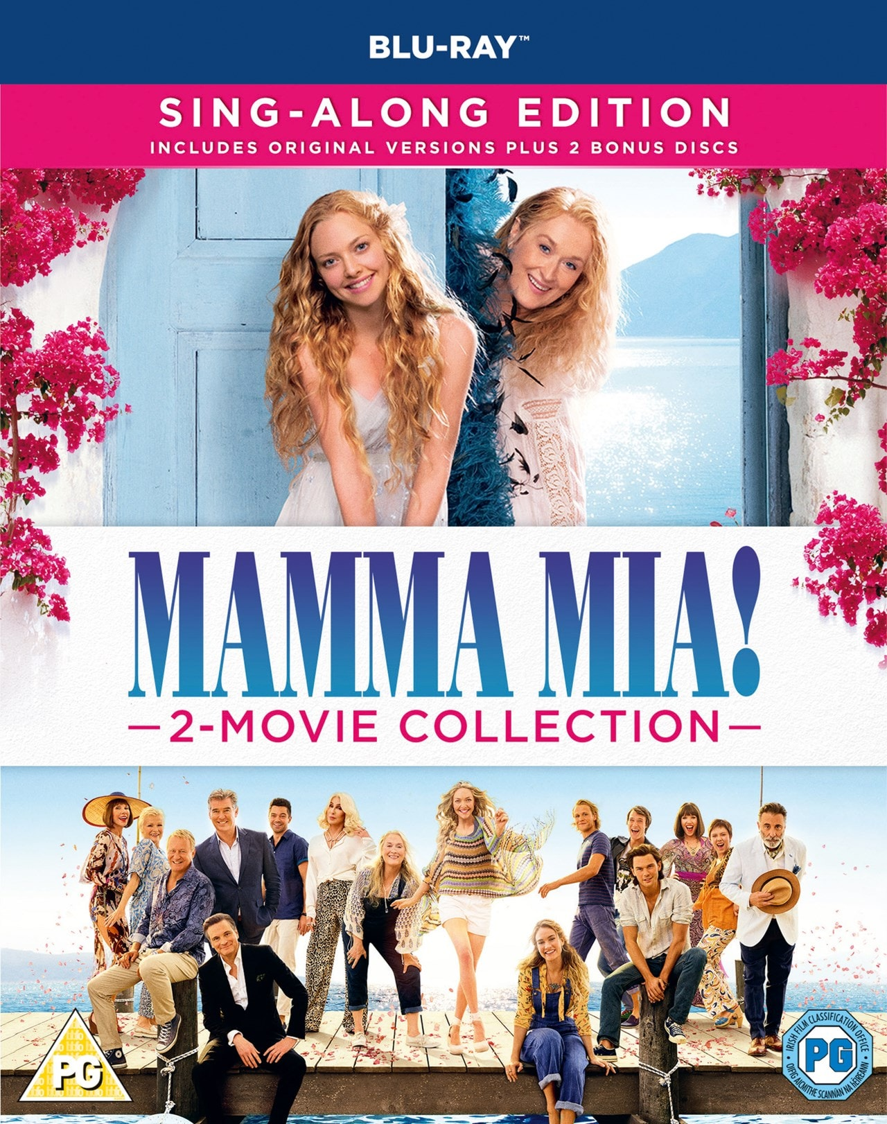 Mamma Mia!: 2-movie Collection - 1