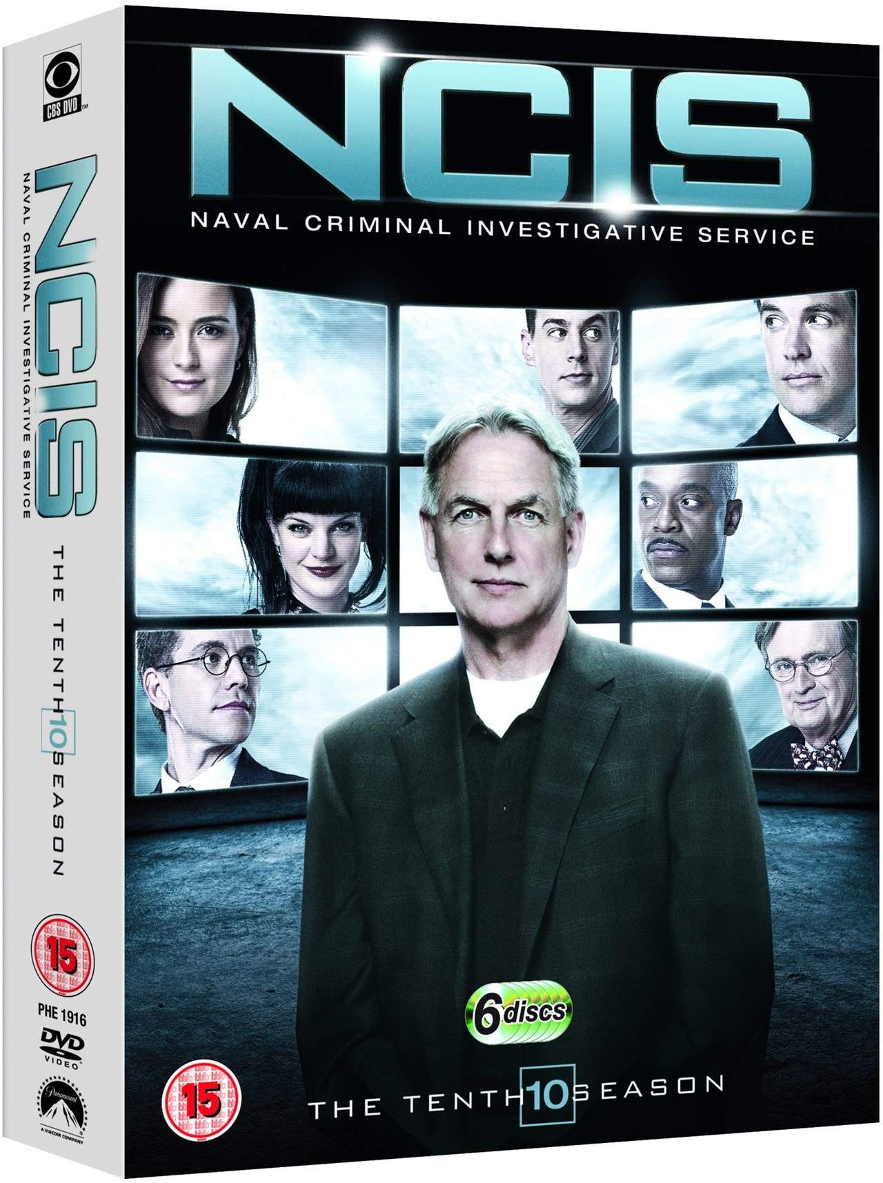 NCIS: The Tenth Season - 2