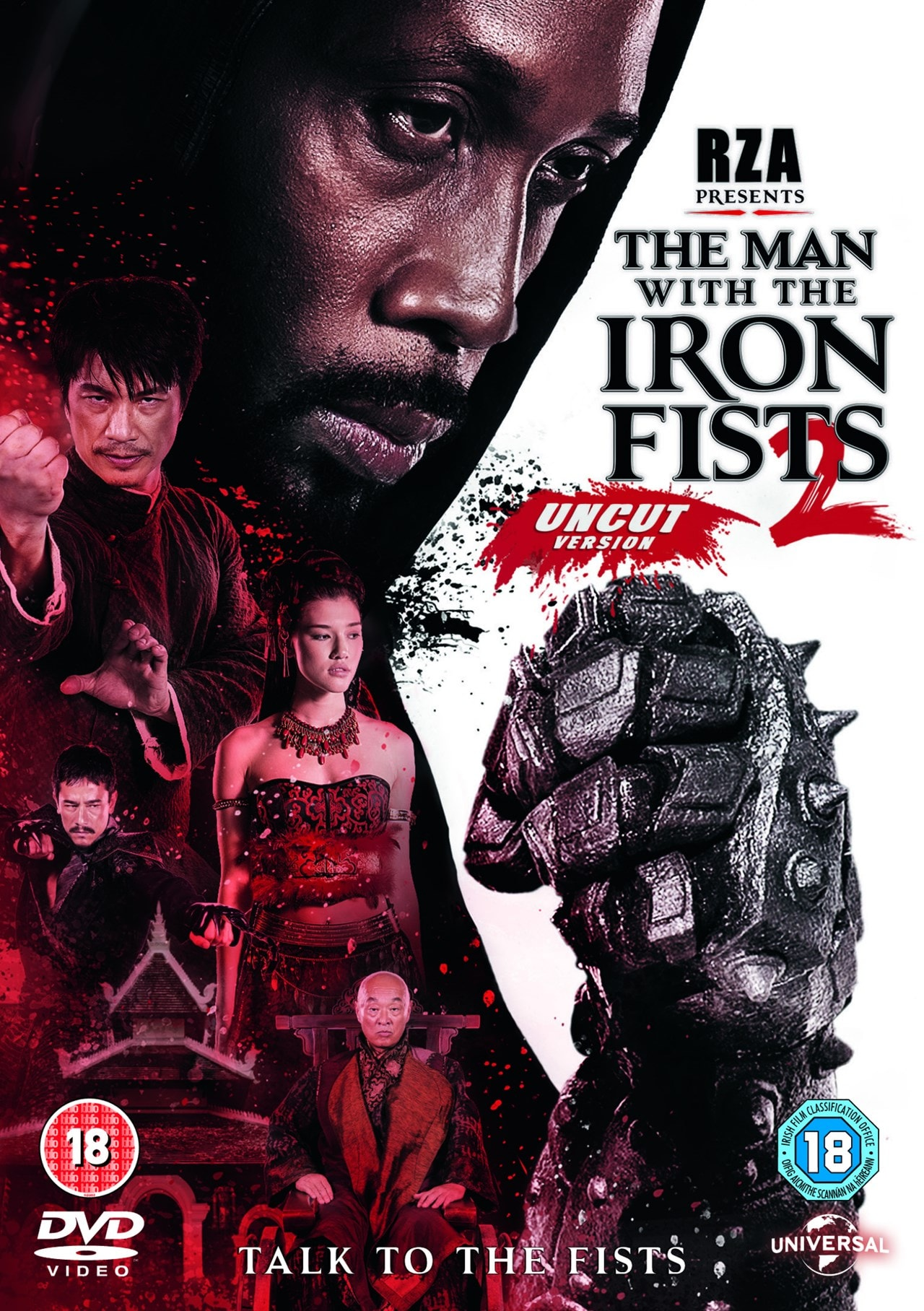 The Man With the Iron Fists 2 - Uncut - 1