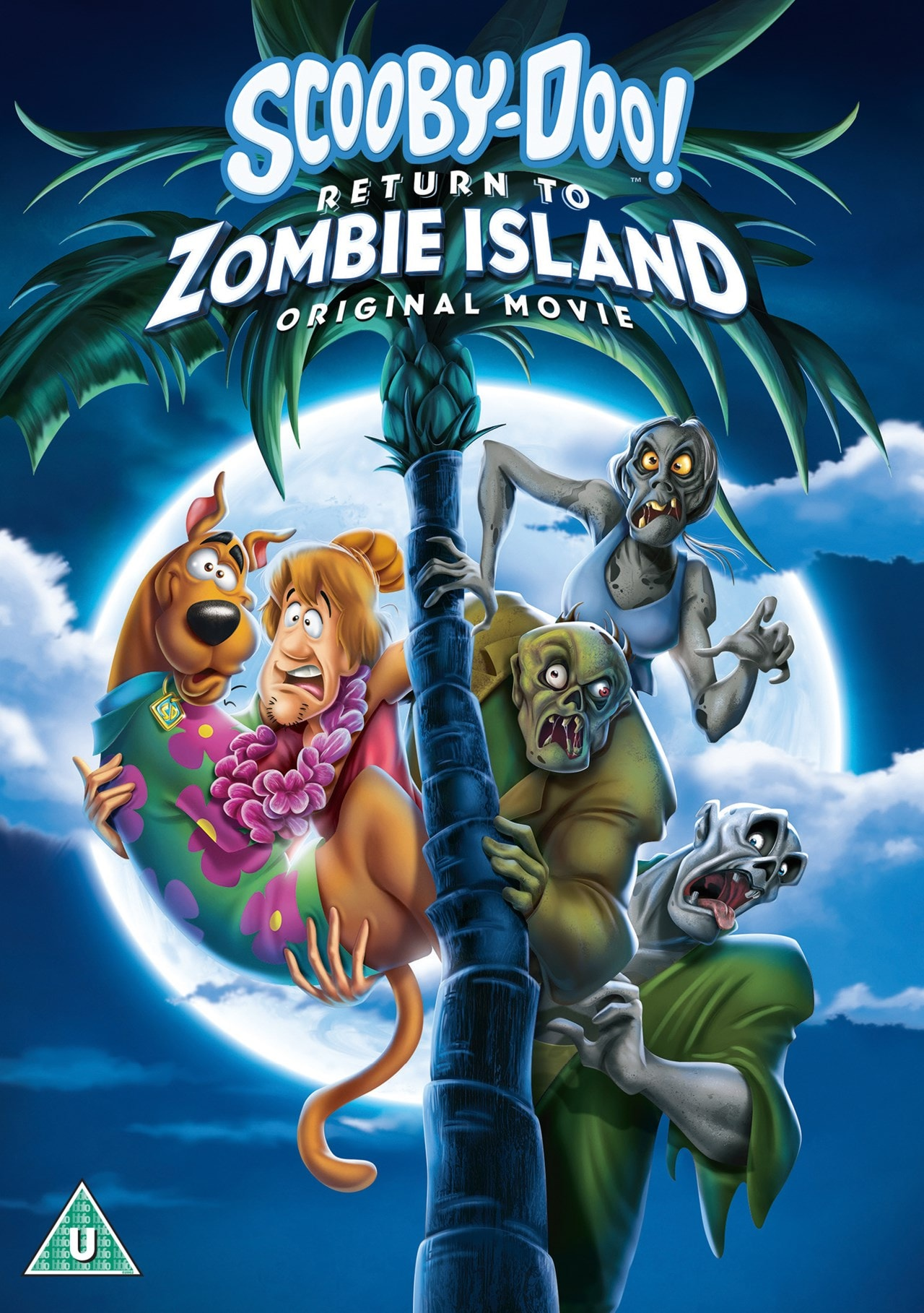 Scooby-Doo!: Return to Zombie Island - 1