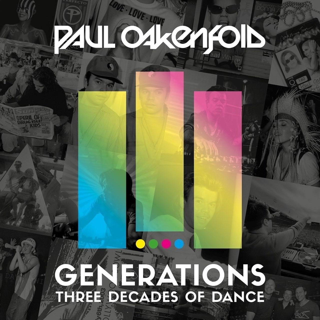 Generations: Three Decades of Dance - 1