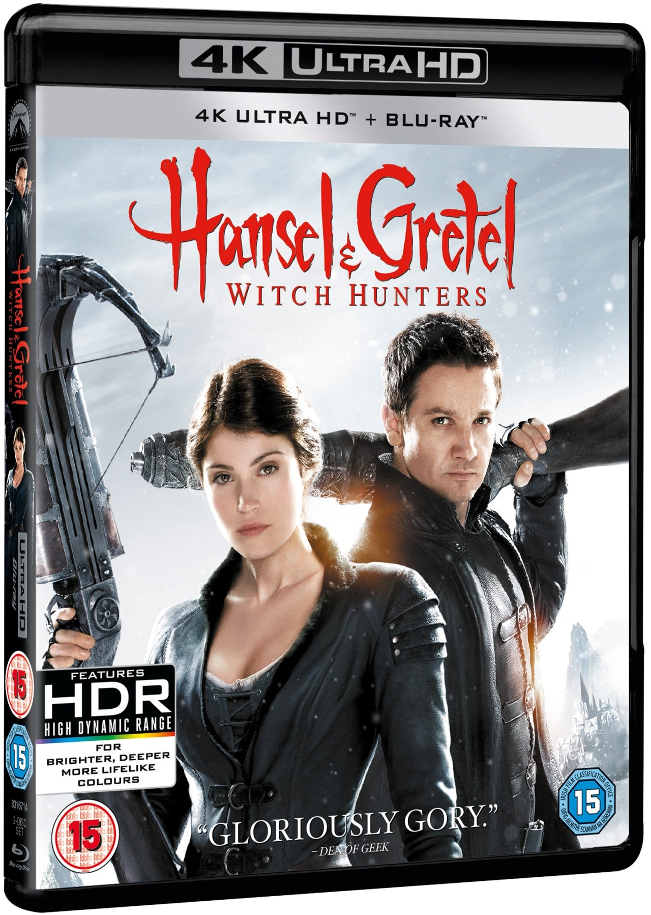 Hansel and Gretel: Witch Hunters - 2