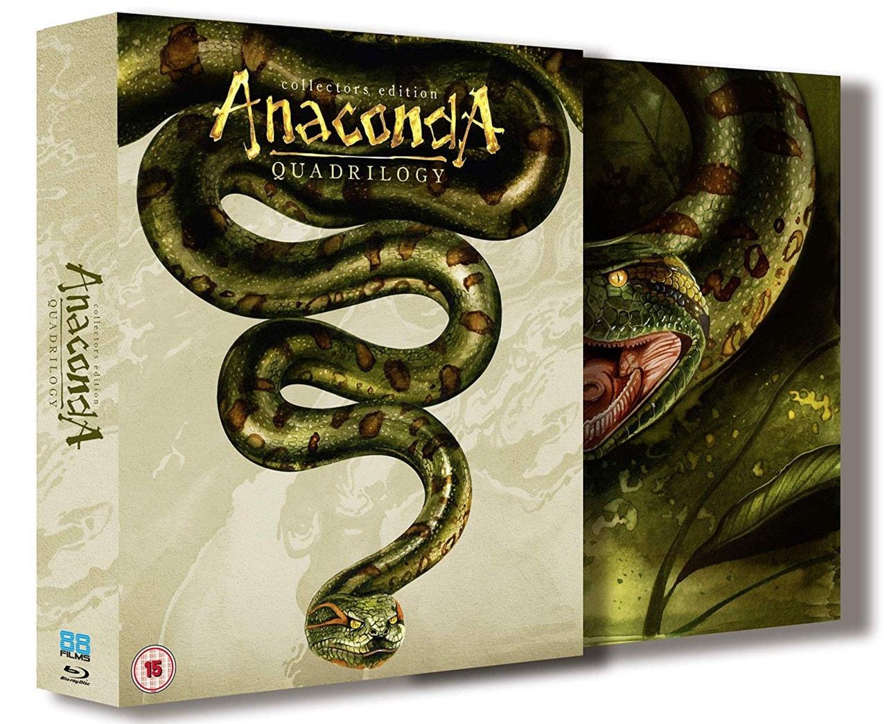 Anaconda 1-4 - 2