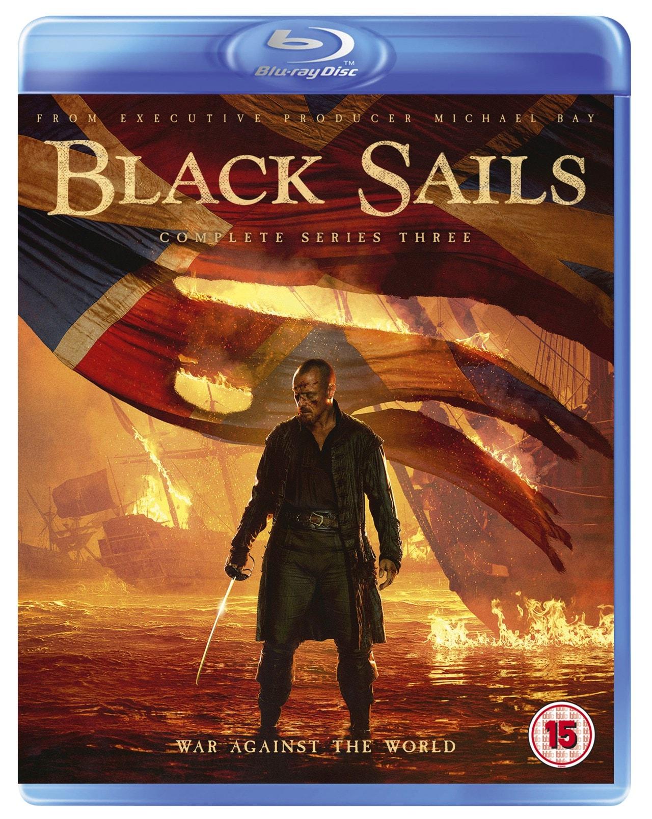 Black Sails: Complete Series Three - 1