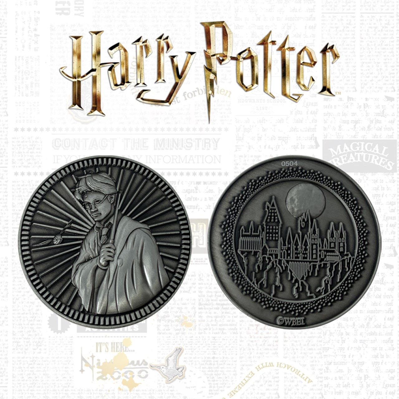 Harry: Harry Potter Coin - 1