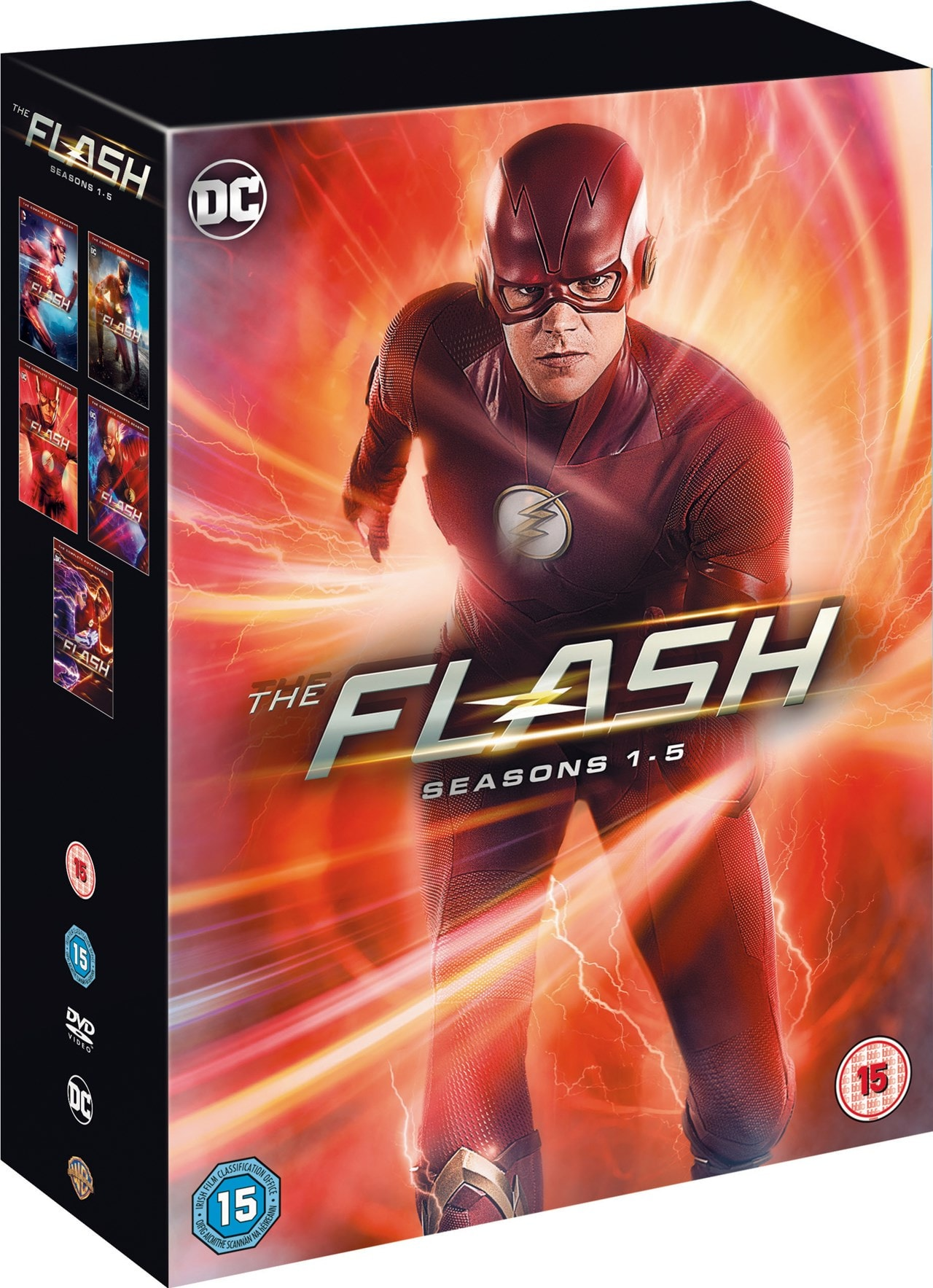 The Flash: Seasons 1-5 - 2