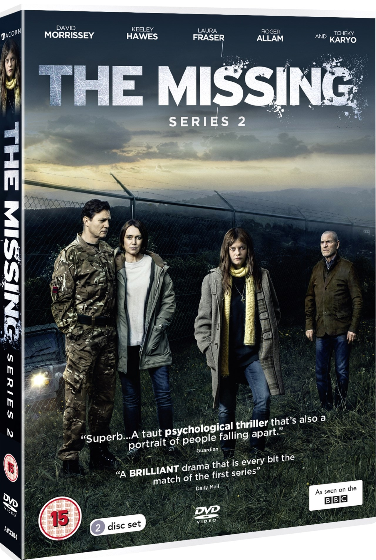 The Missing: Series 2 - 2