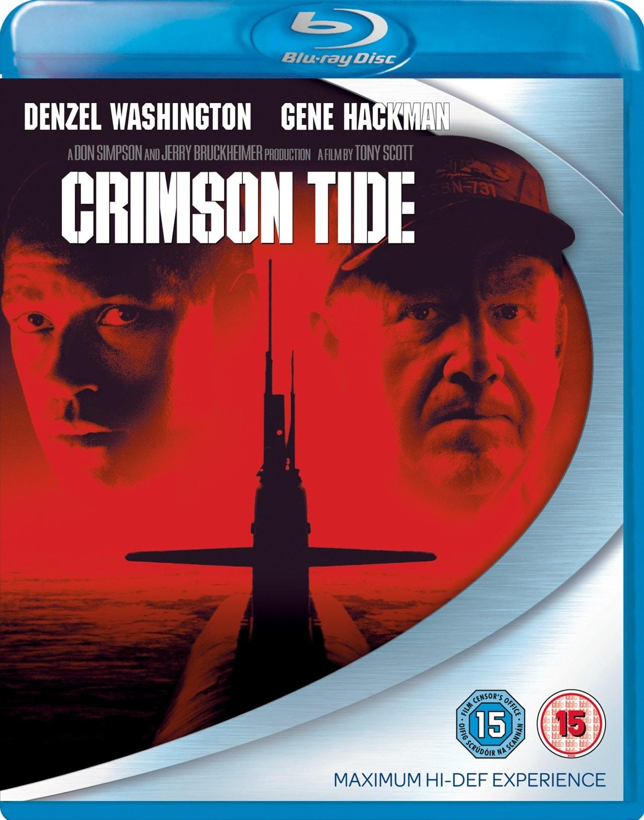 Crimson Tide - 1