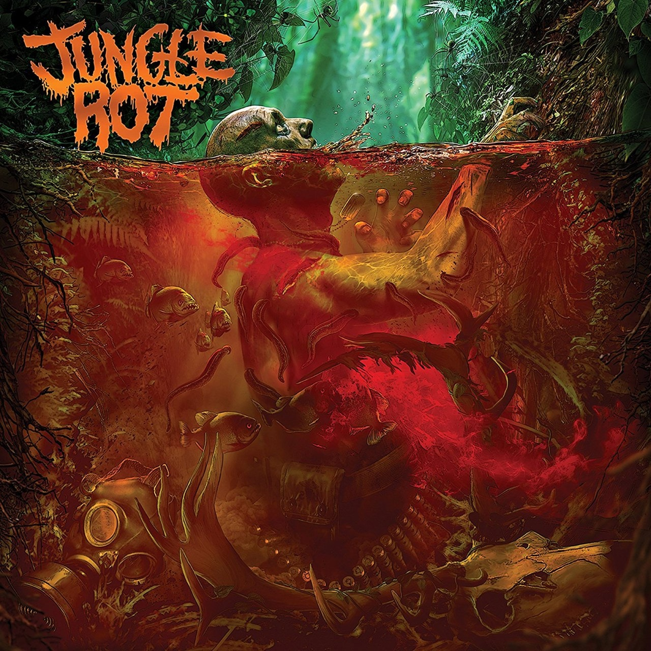 Jungle Rot - 1