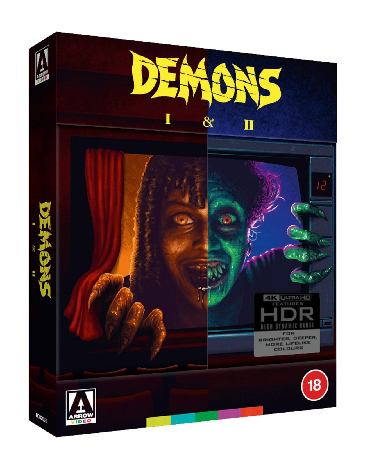 Demons/Demons 2 - 3