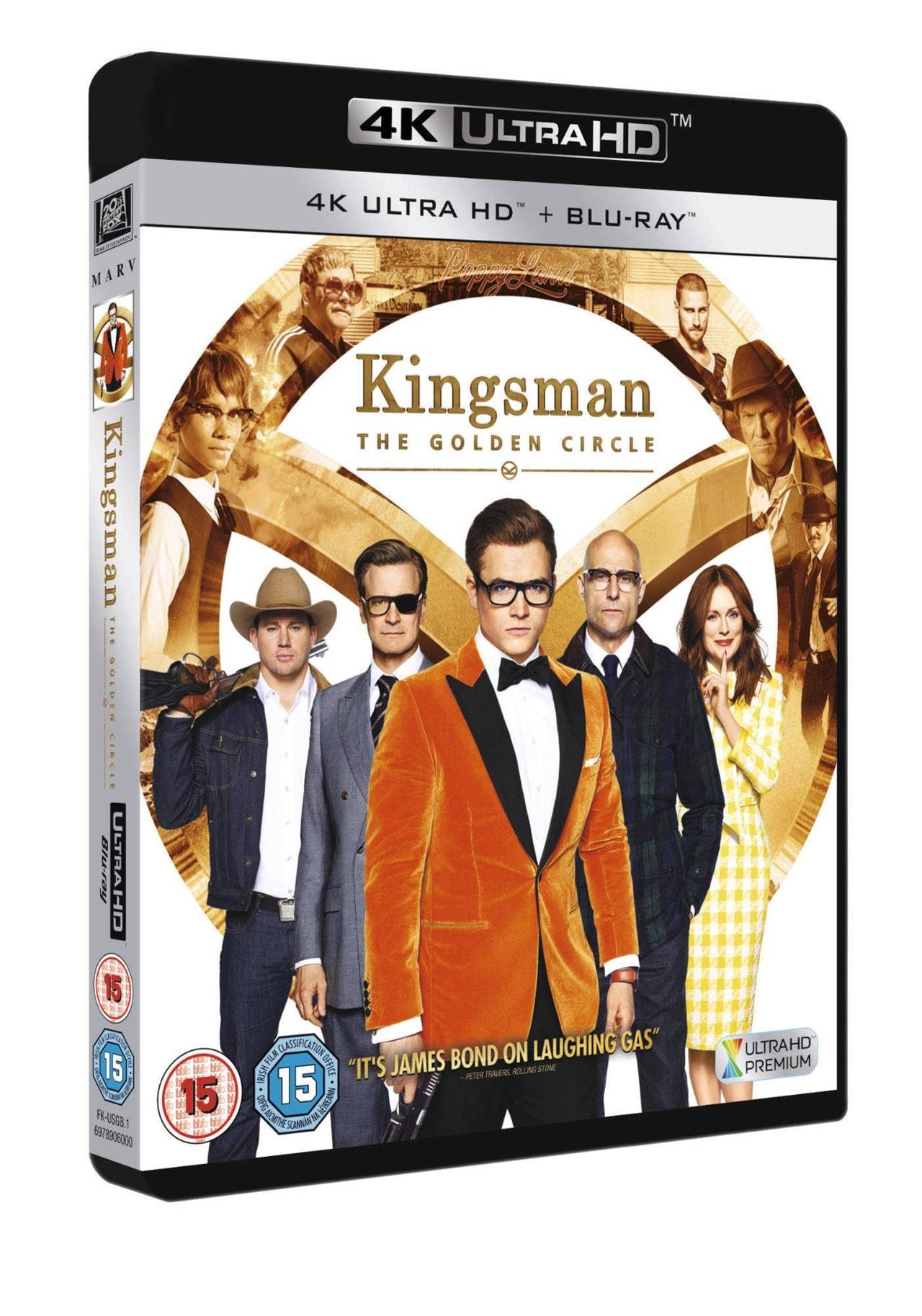 Kingsman: The Golden Circle - 2