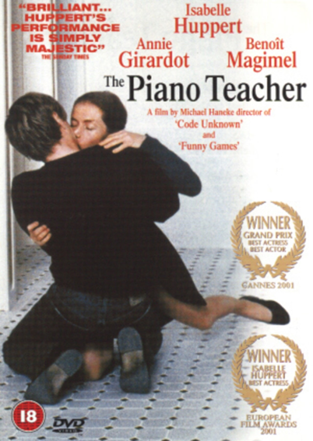 The Piano Teacher - 1