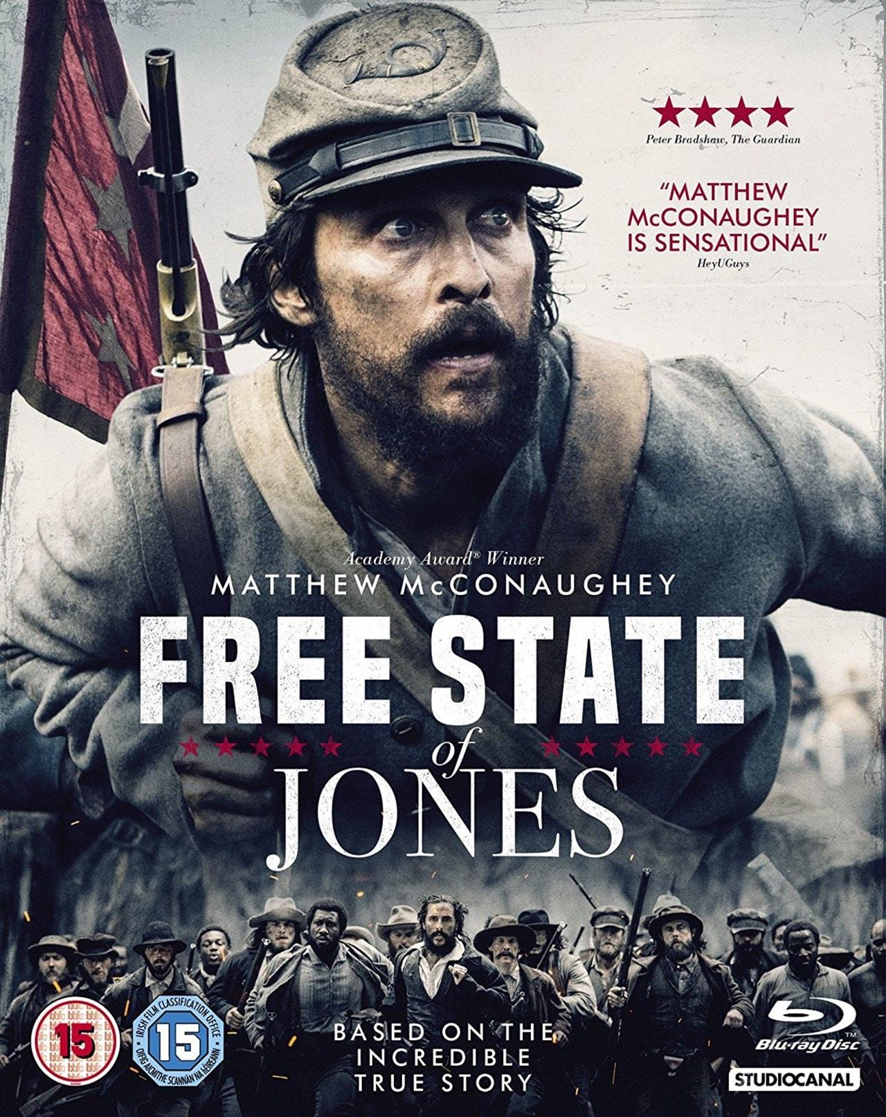 Free State of Jones - 1