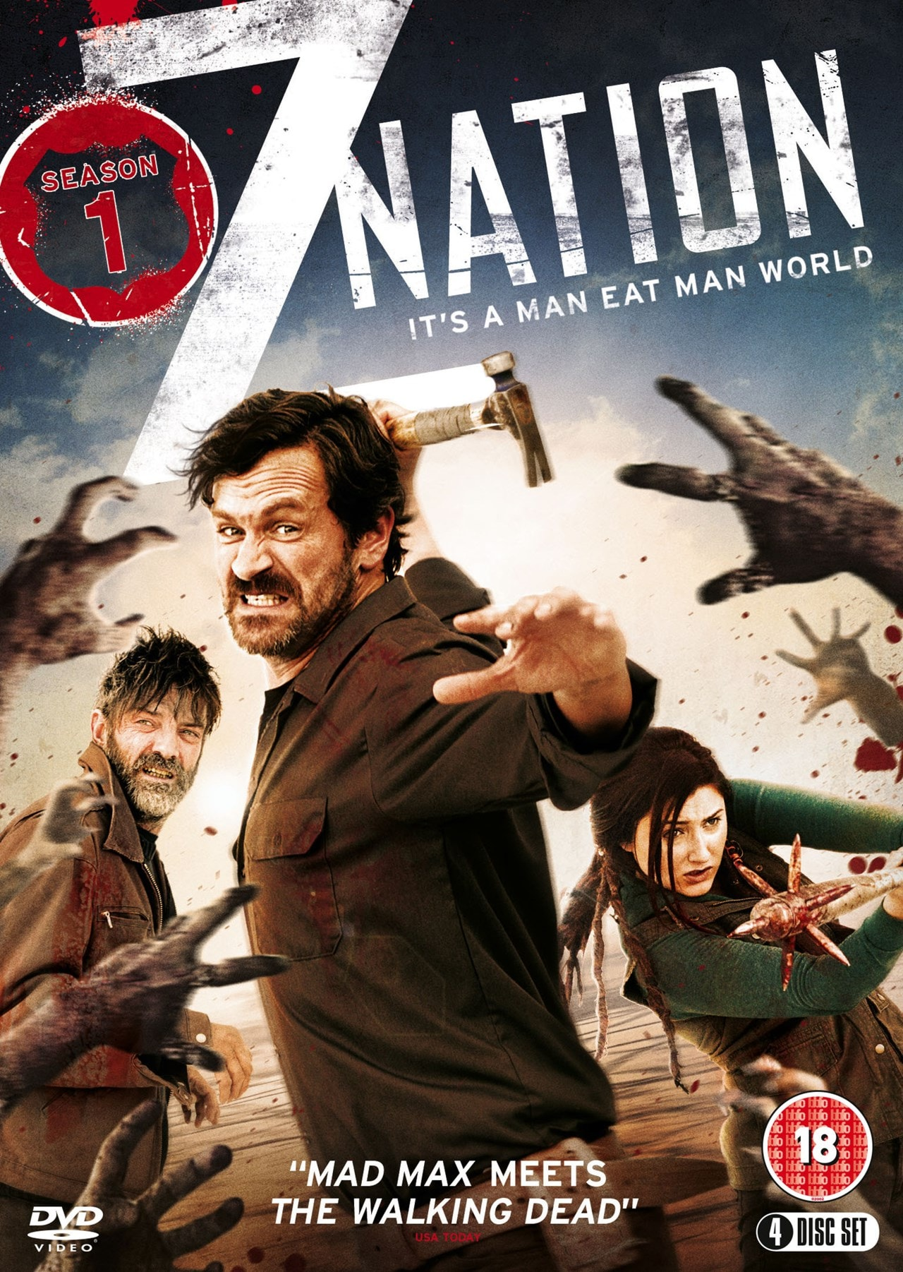 Z Nation: Season One - 1