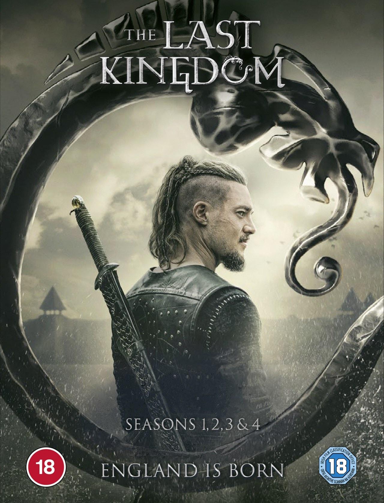 The Last Kingdom: Seasons 1, 2, 3 & 4 - 1