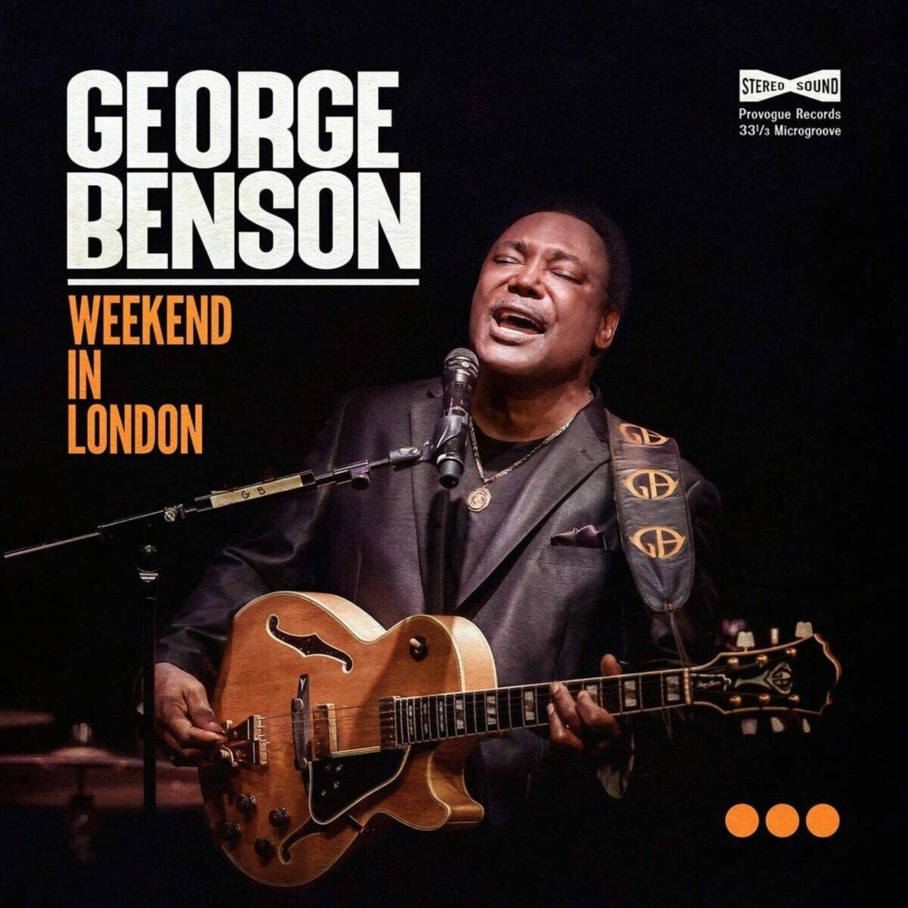 Weekend in London - 1