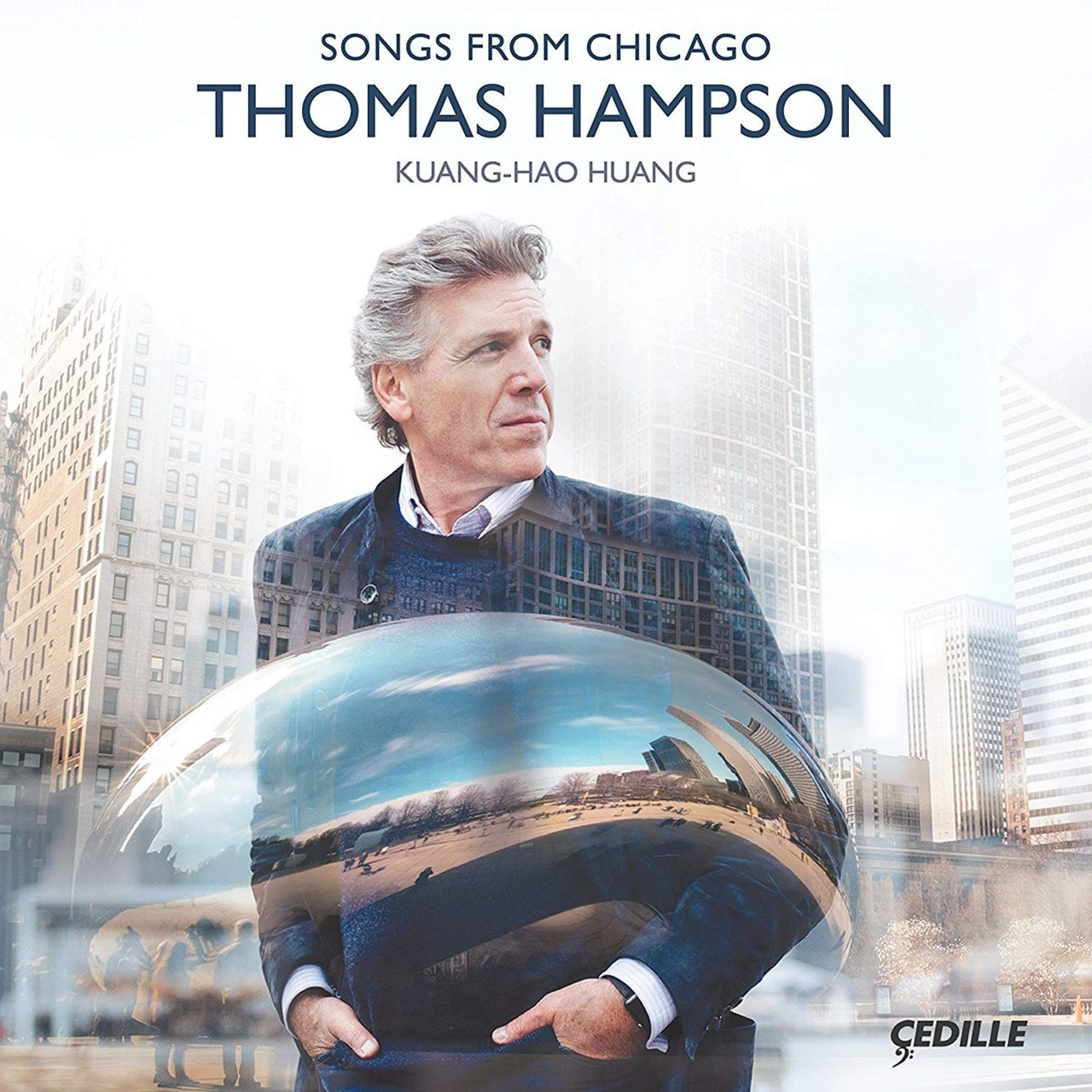 Thomas Hampson: Songs from Chicago - 1