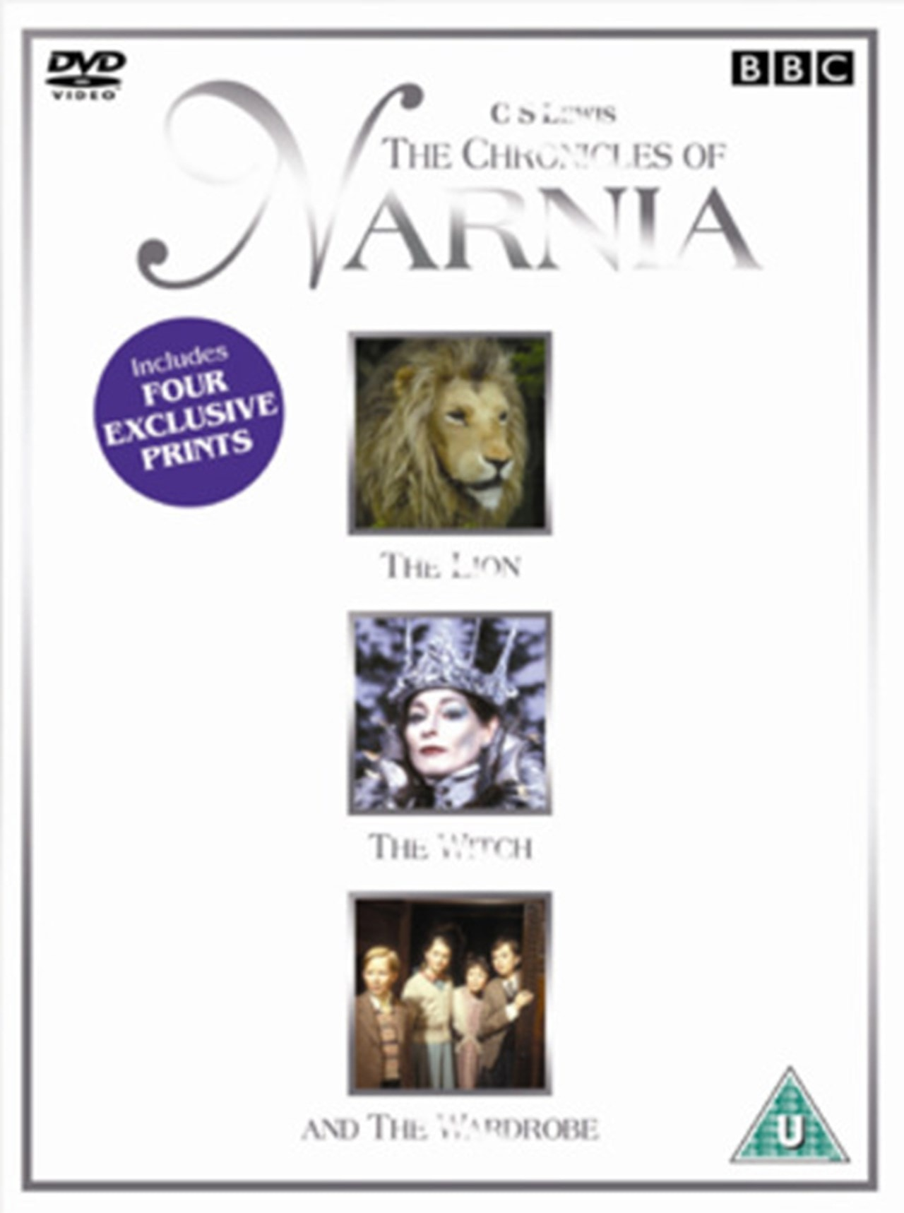The Chronicles of Narnia: The Lion, the Witch and the Wardrobe - 1