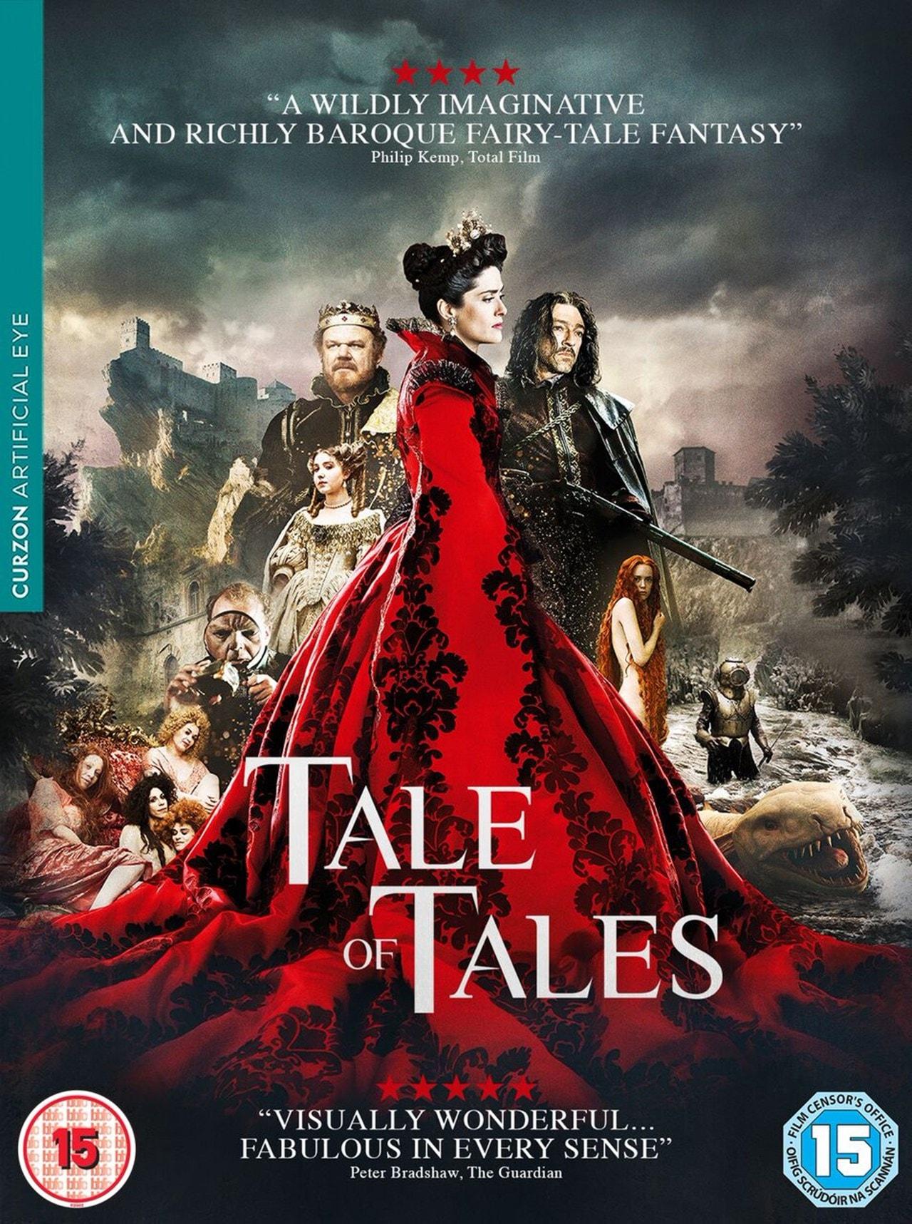 Tale of Tales - 1