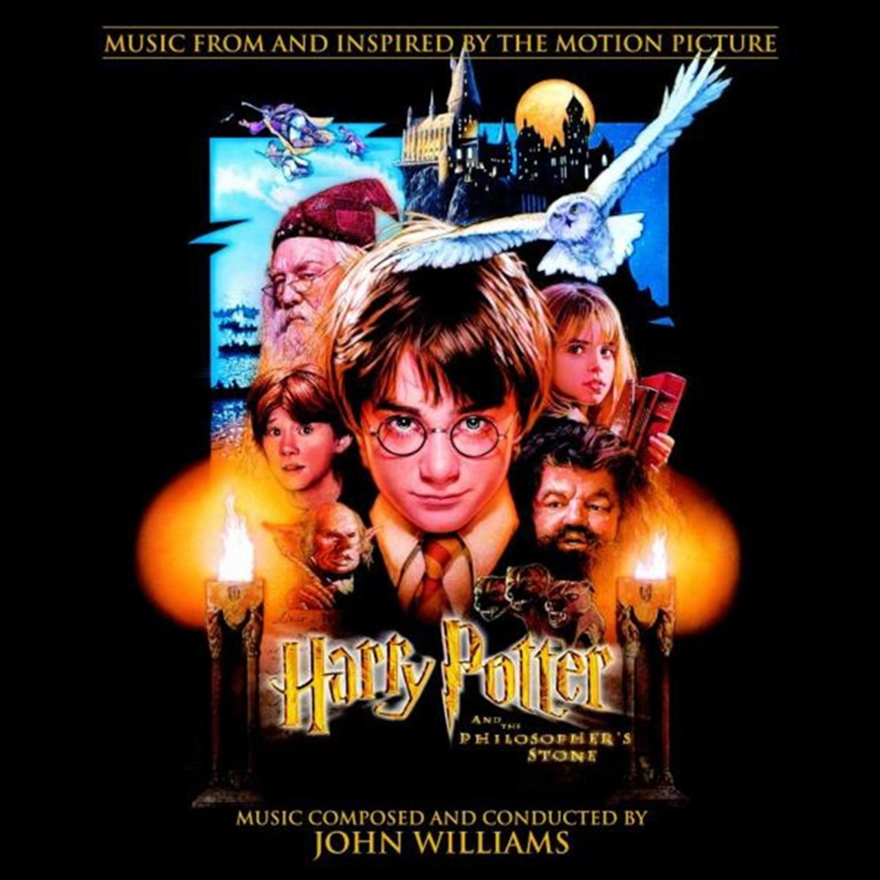 Harry Potter and the Philosopher's Stone - 1
