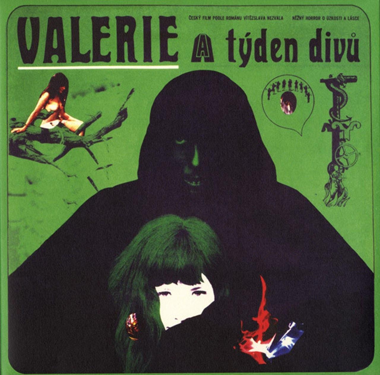 Valerie a Tyden Divu (Valerie and Her Week of Wonders) - 1