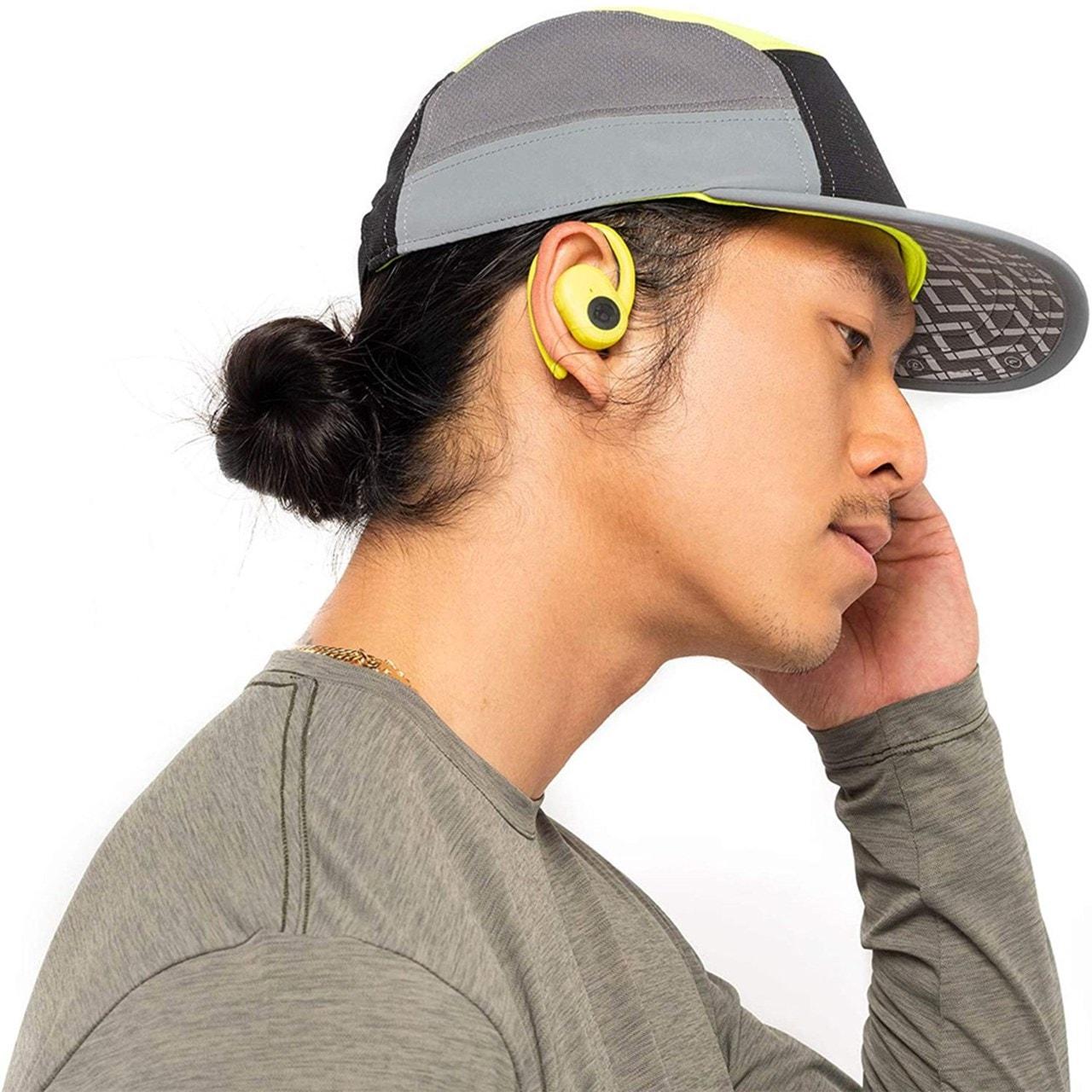 Skullcandy Push Ultra Electric Yellow True Wireless Earphones - 5
