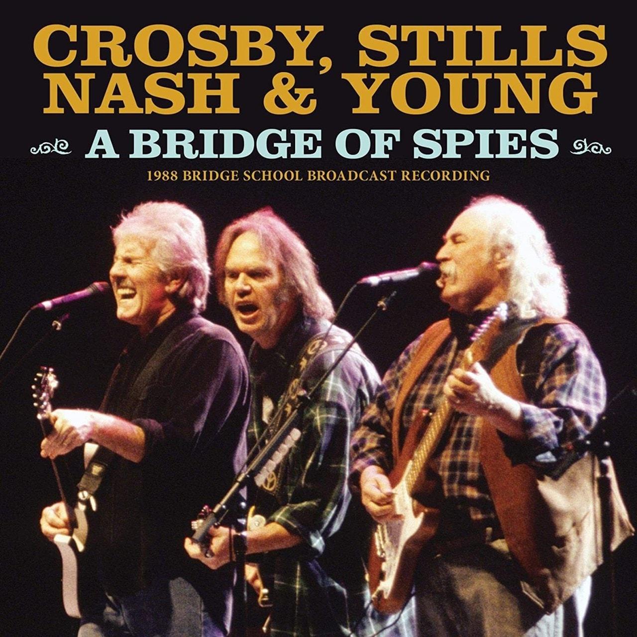 A Bridge of Spies: 1988 Bridge School Broadcast Recording - 1