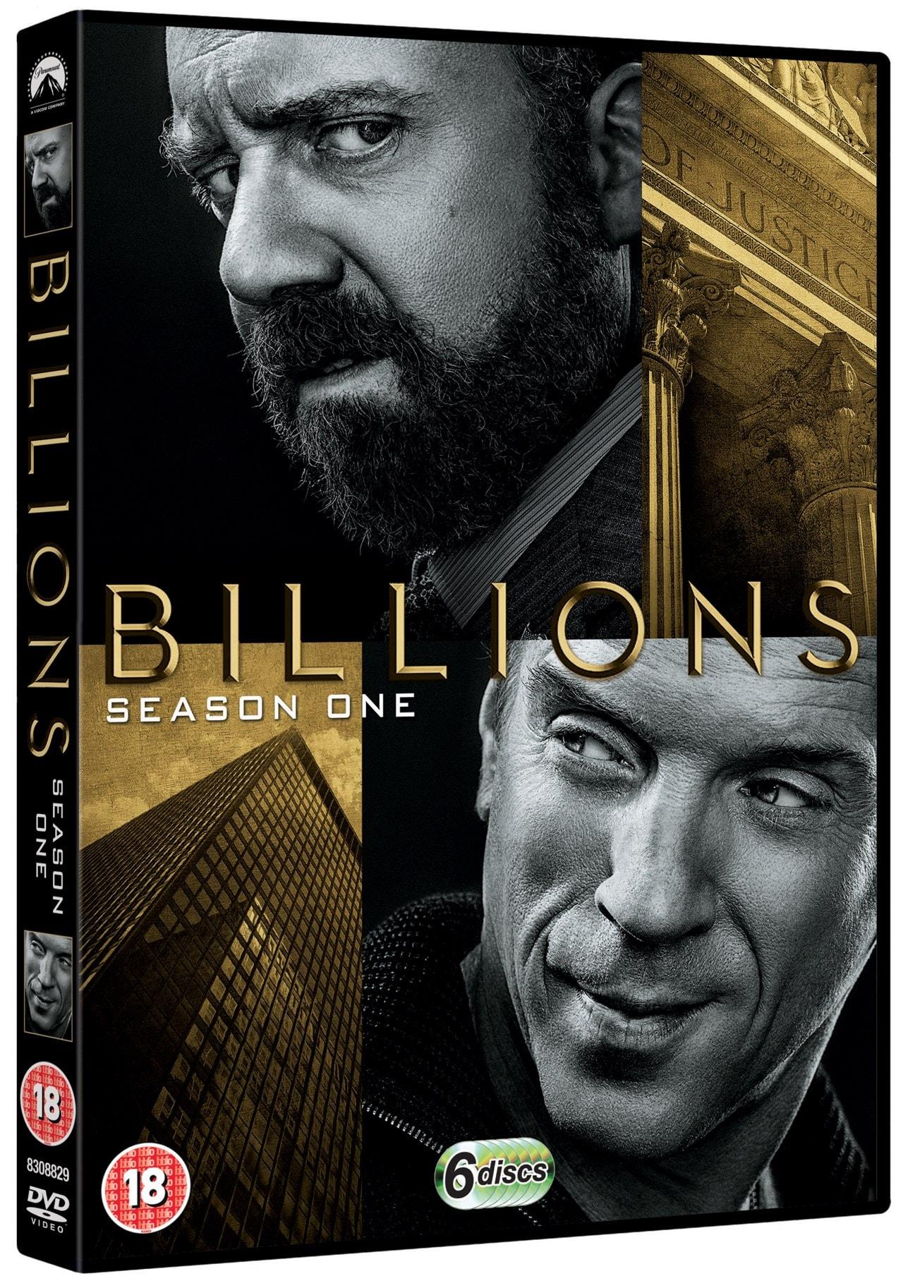 Billions: Season One - 2