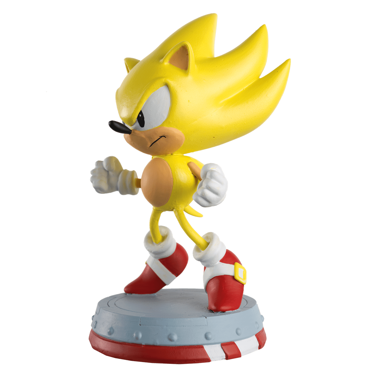 Super Sonic: Sonic Figurine: Hero Collector - 2