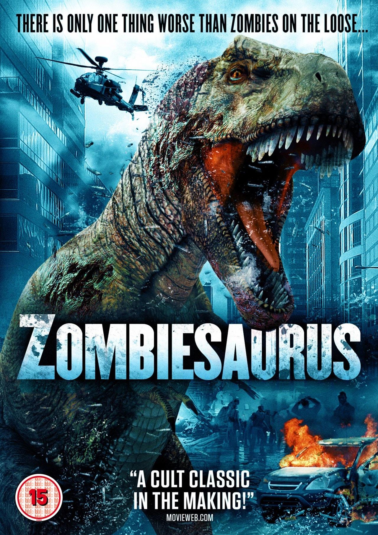 Zombiesaurus - 1