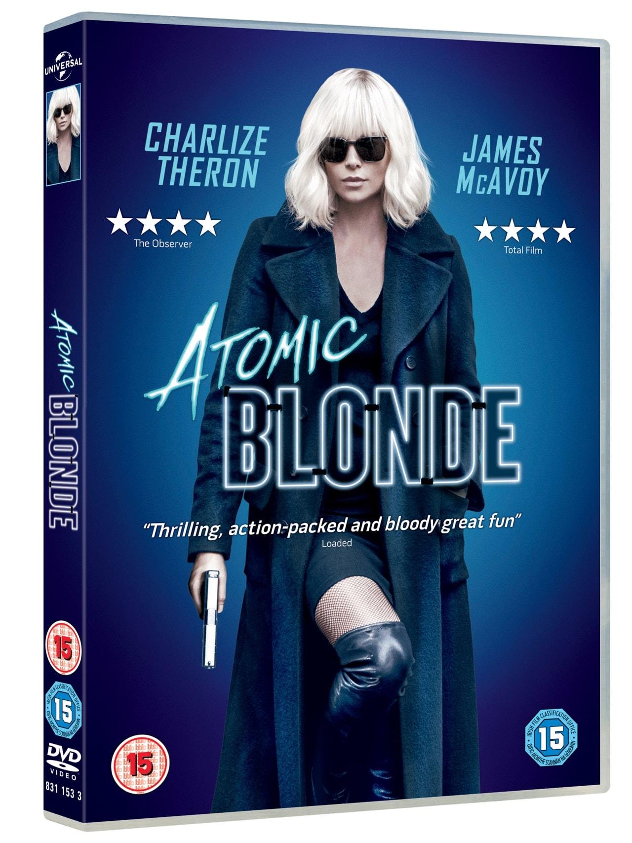 Atomic Blonde - 2