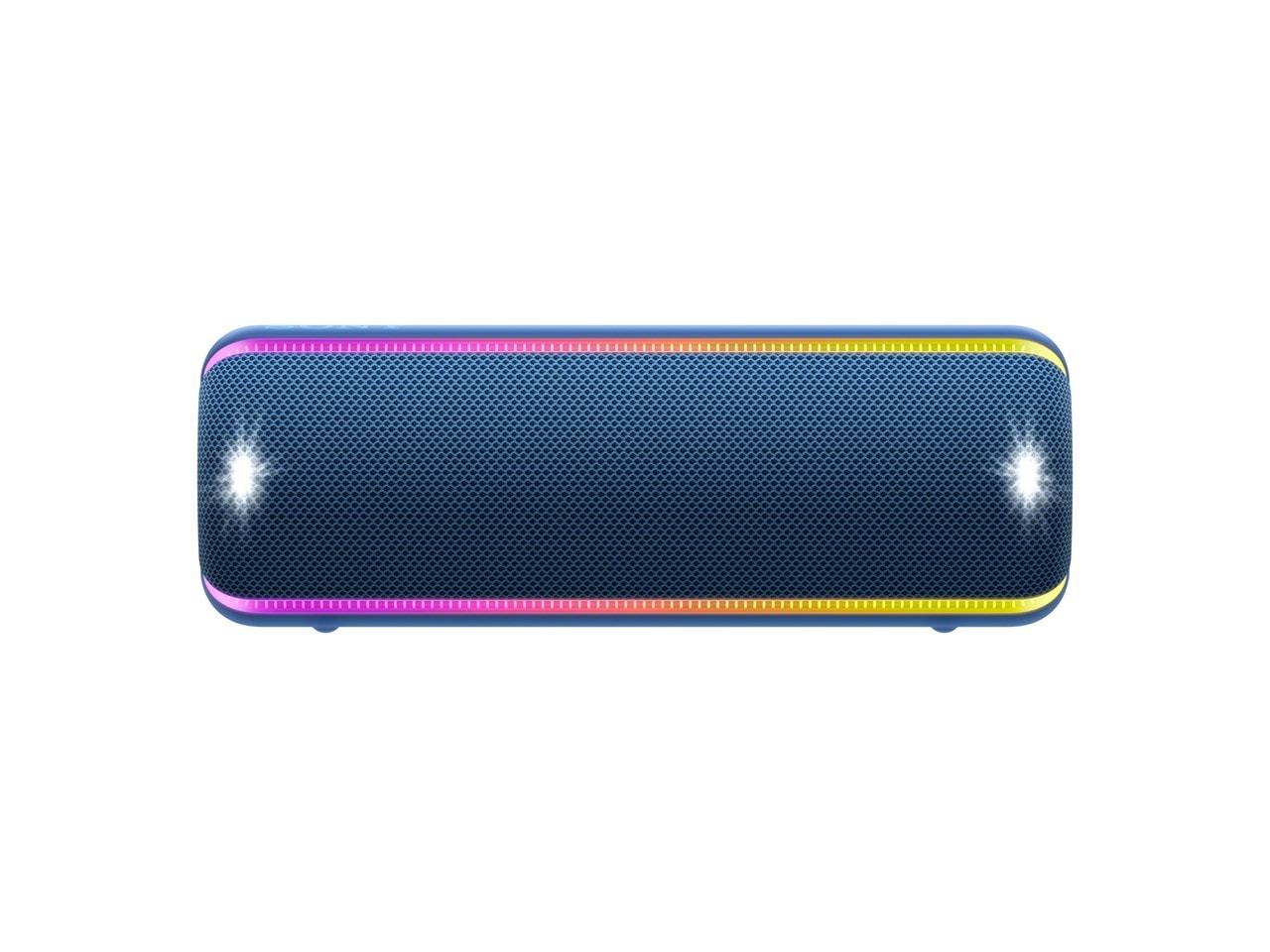 Sony SRSXB32 Blue Bluetooth Speaker - 2