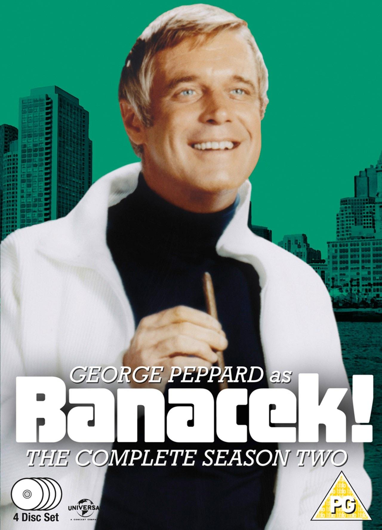 Banacek: Season 2 - 1