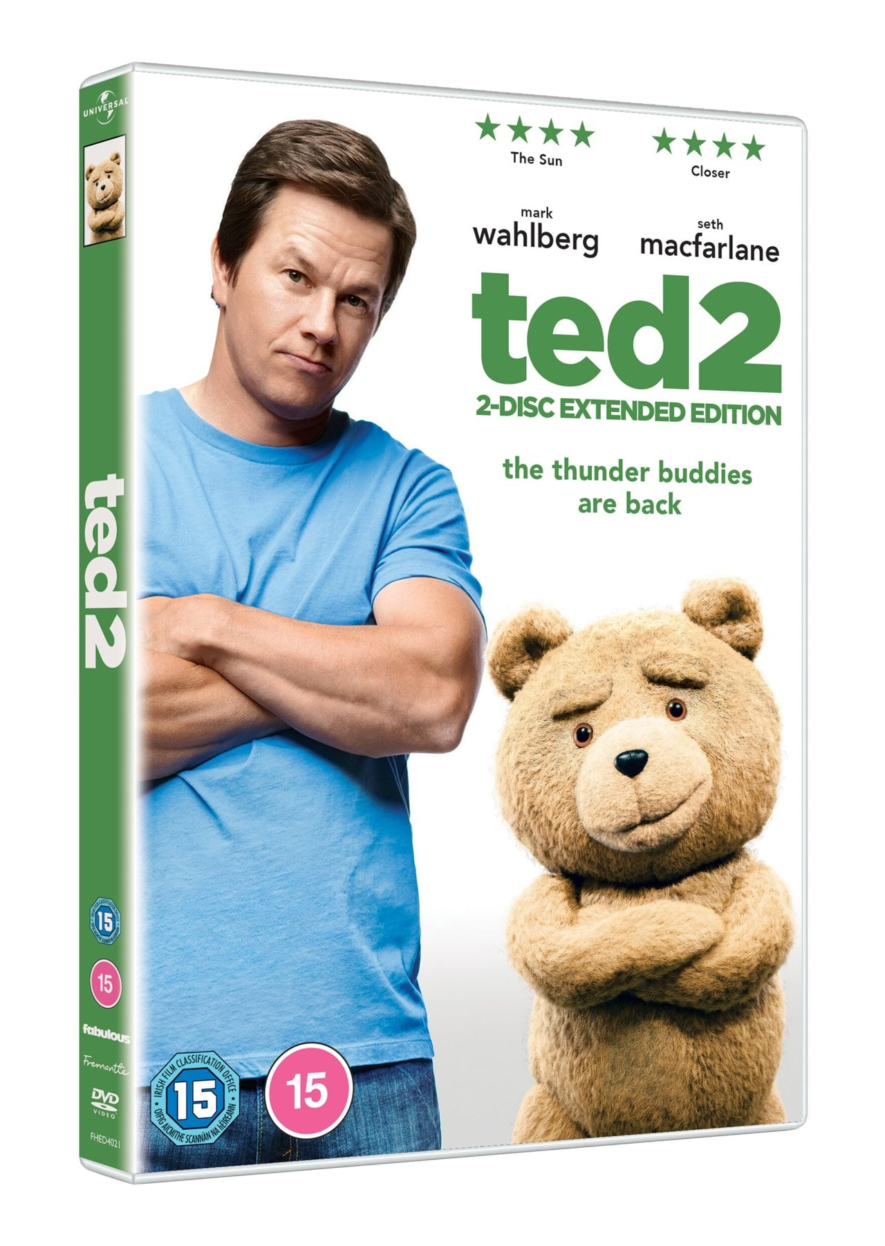 Ted 2 - 2