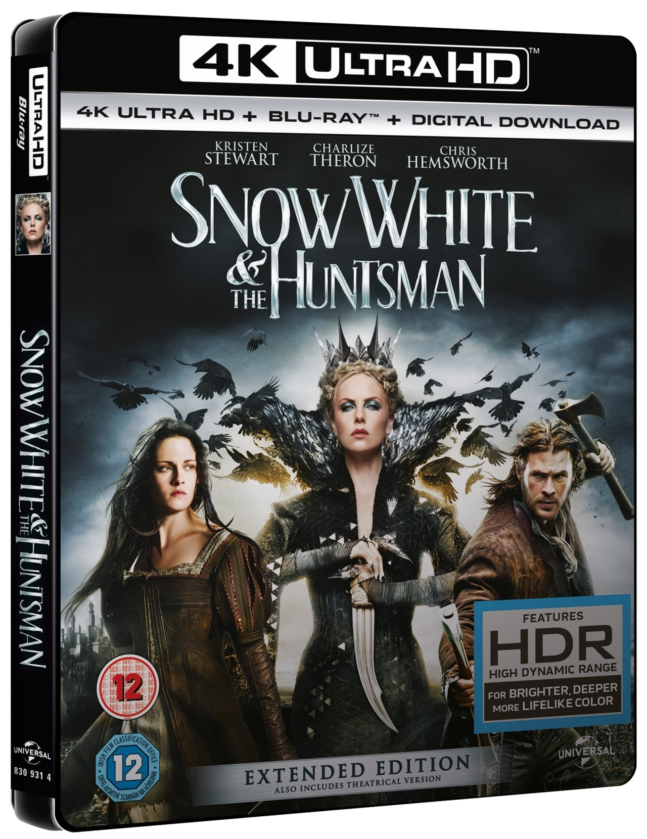 Snow White and the Huntsman: Extended Version - 2