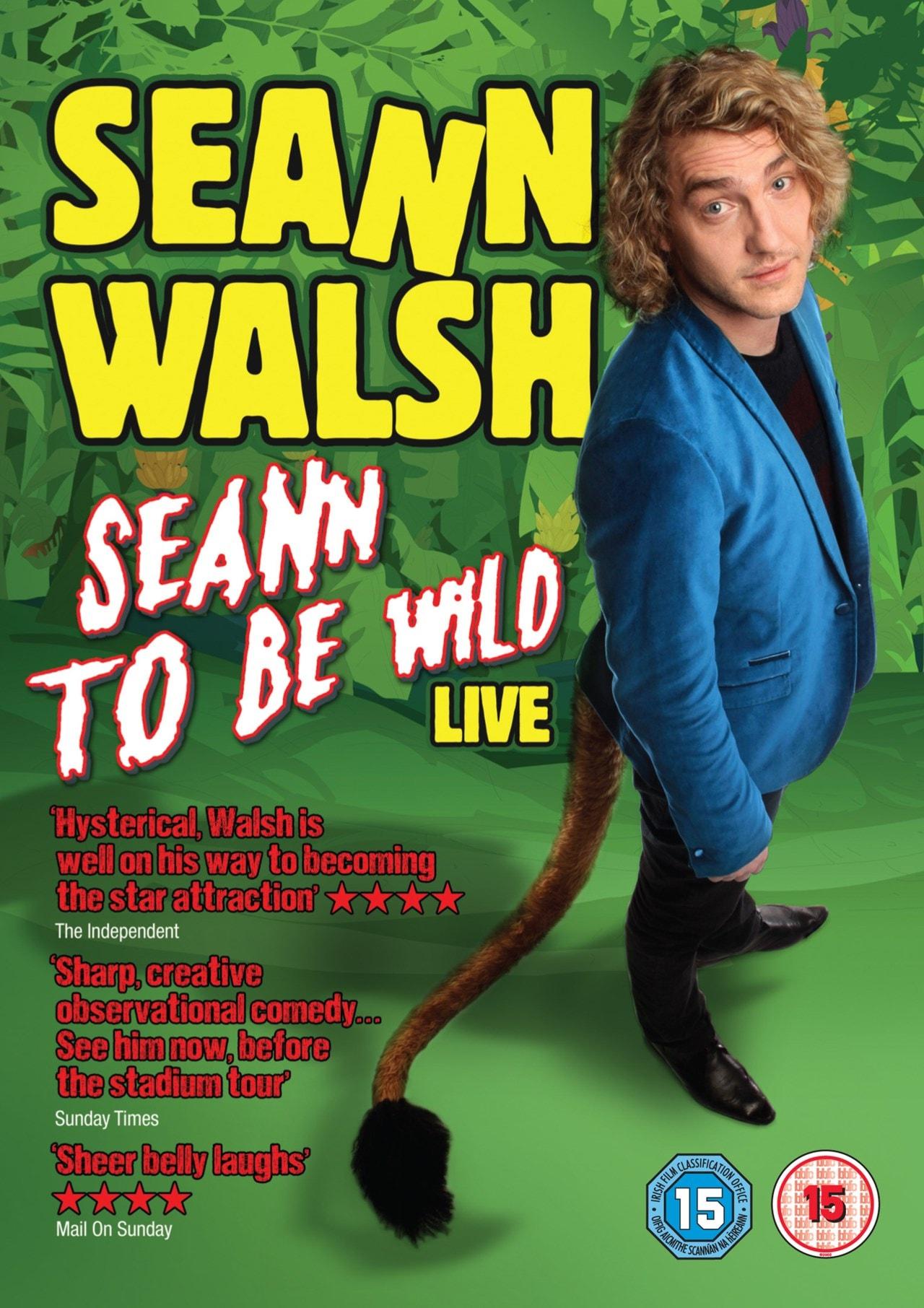 Seann Walsh: Seann to Be Wild - 1