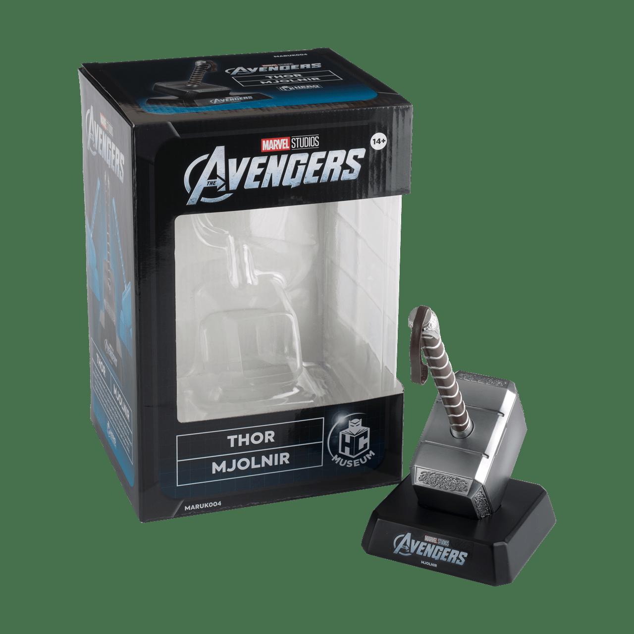 Thor Hammer Mjolnir: Marvel Museum Replica Hero Collector - 5