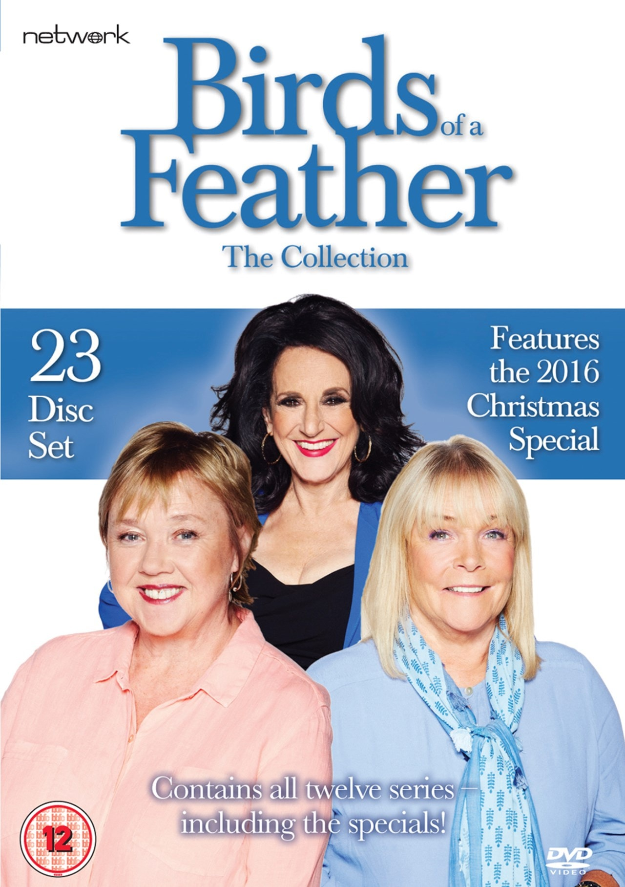 Birds of a Feather: The Collection - 1
