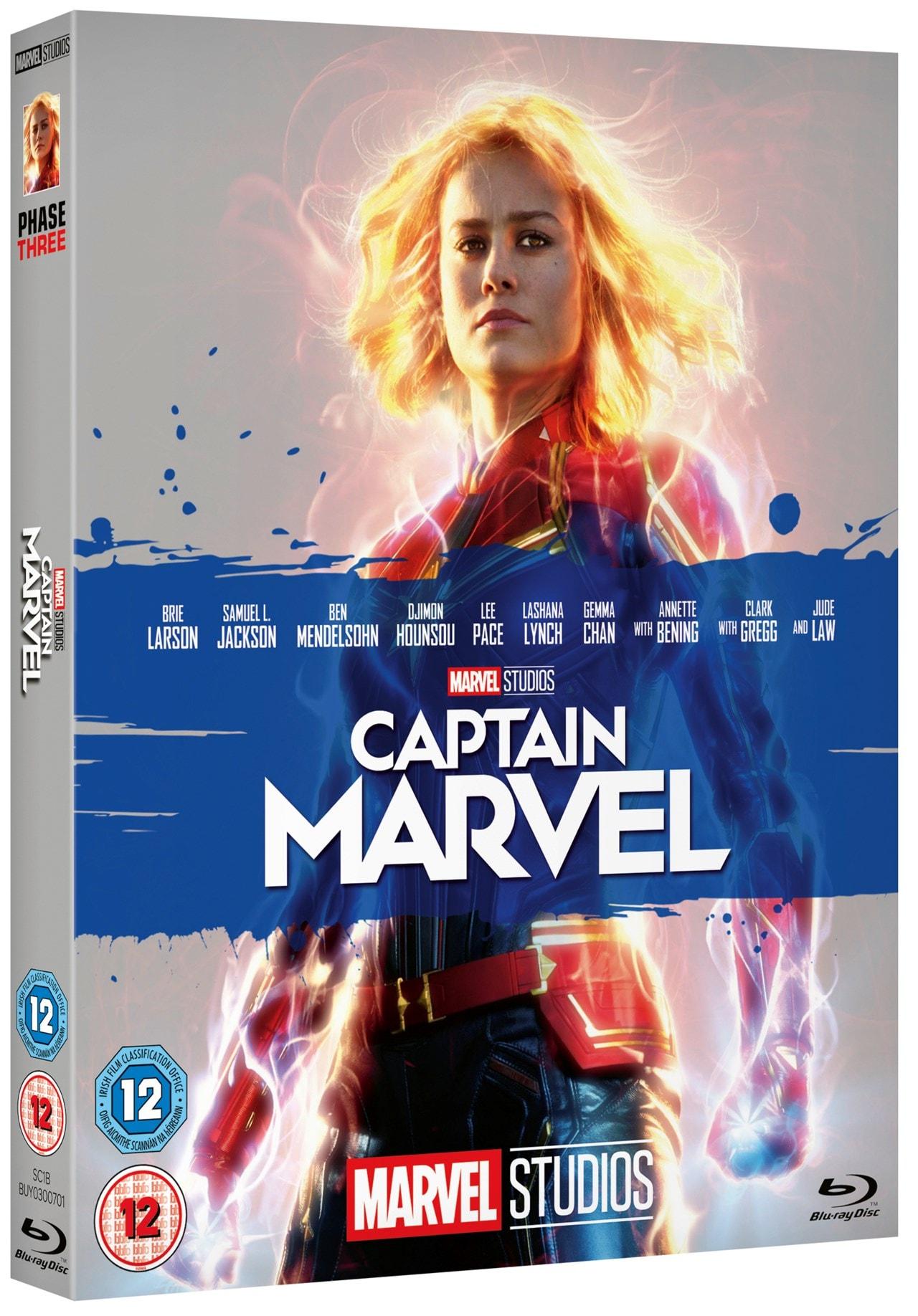 Captain Marvel - 2
