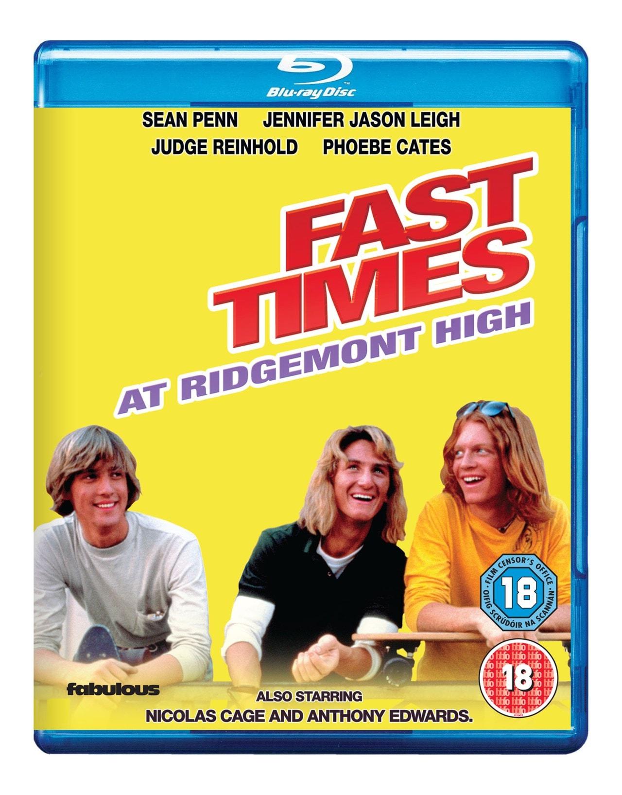 Fast Times at Ridgemont High - 1