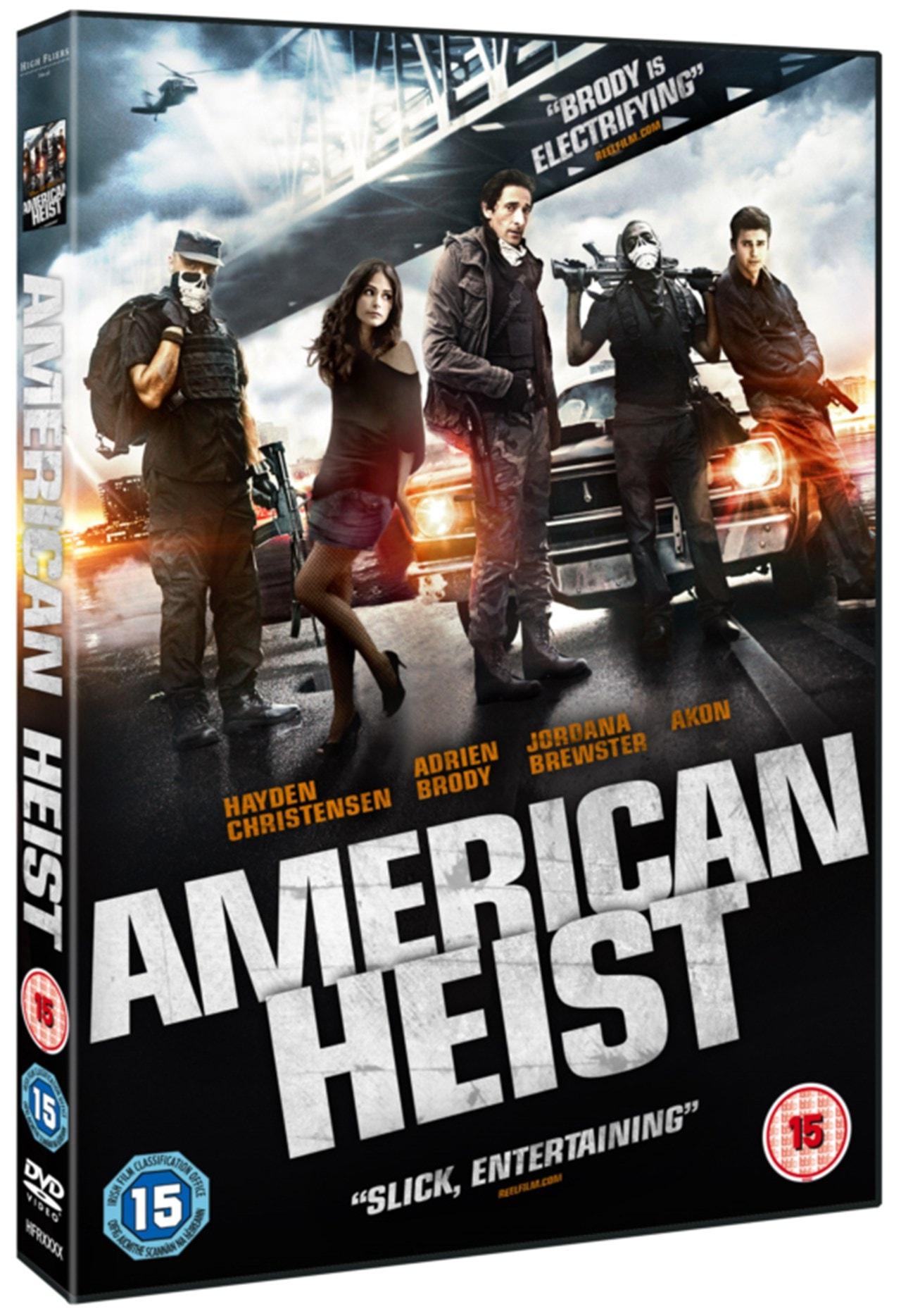 American Heist - 2