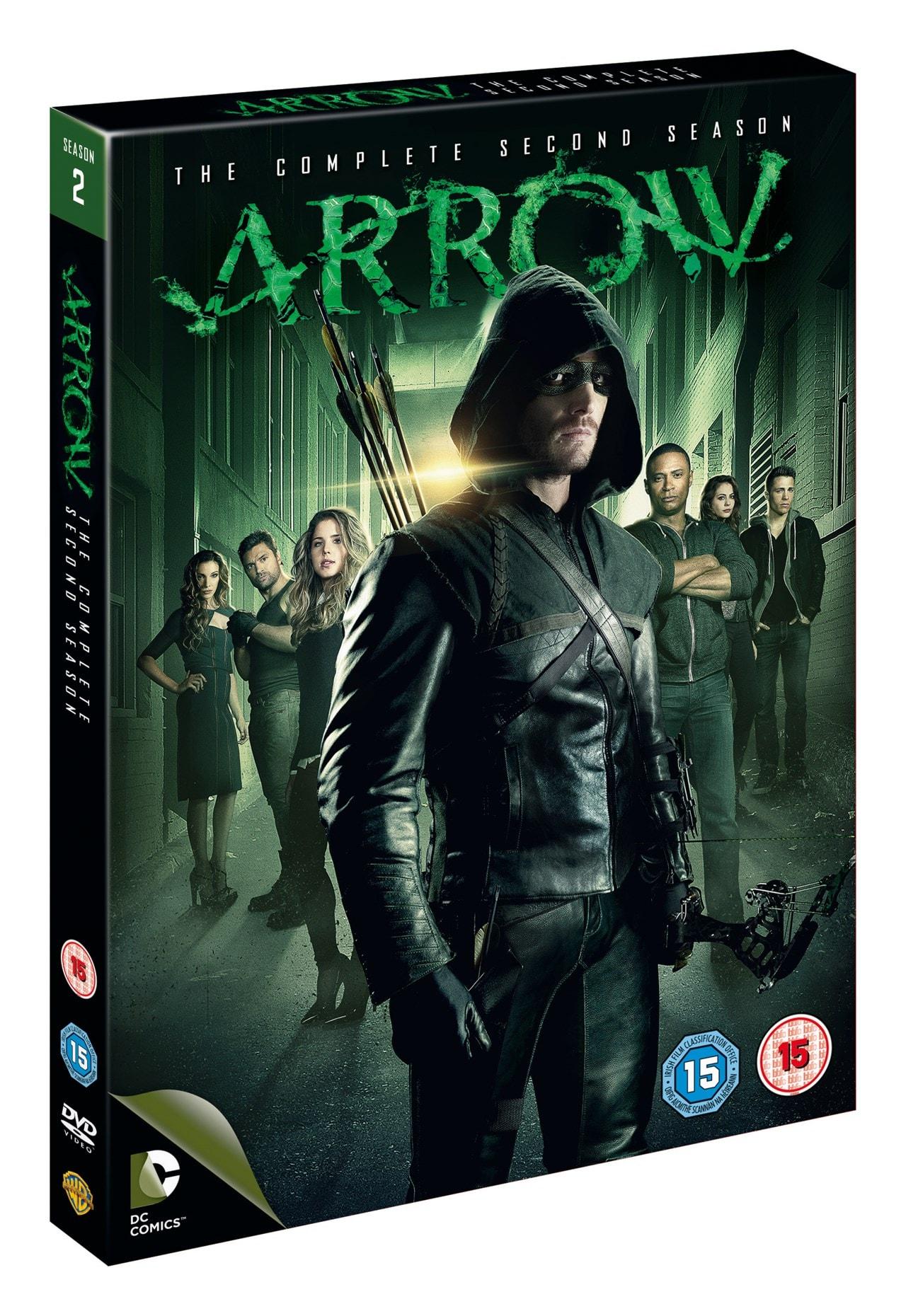 Arrow: The Complete Second Season - 2