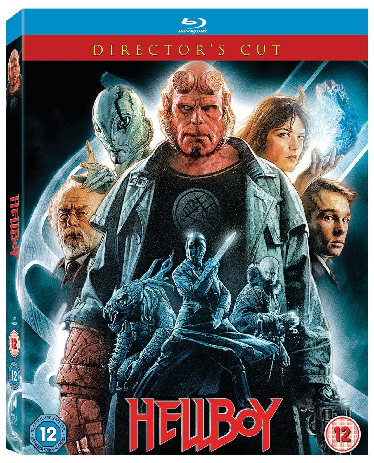 Hellboy: Director's Cut - 4