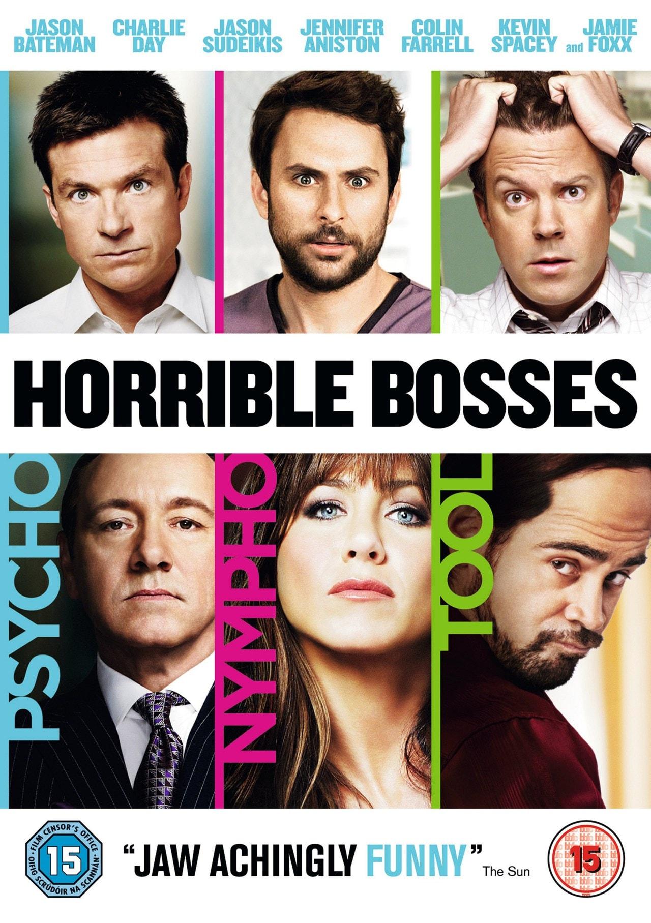 Horrible Bosses | DVD | Free shipping over £20 | HMV Store