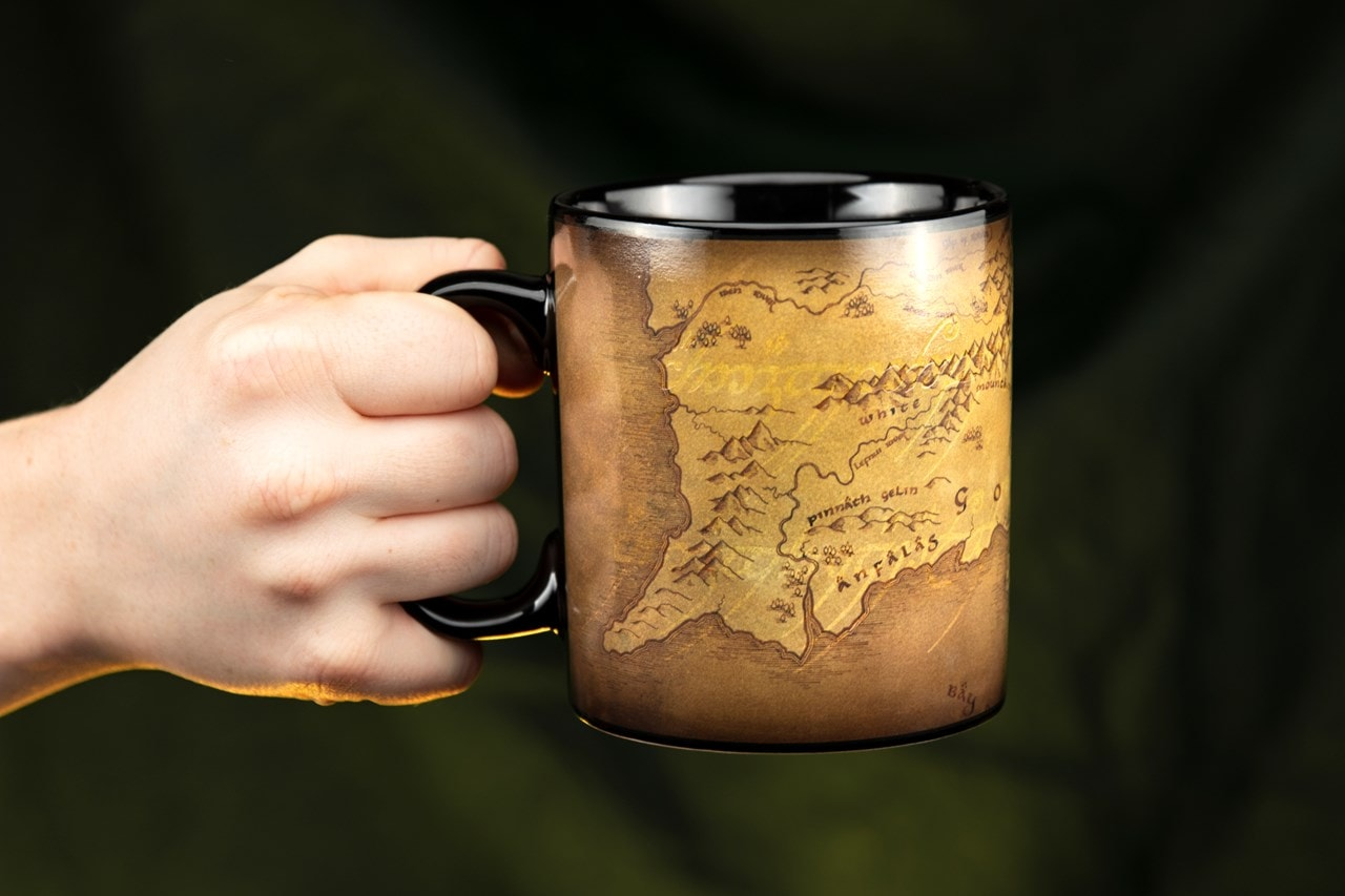 The Lord Of The Rings Heat Change Mug - 4