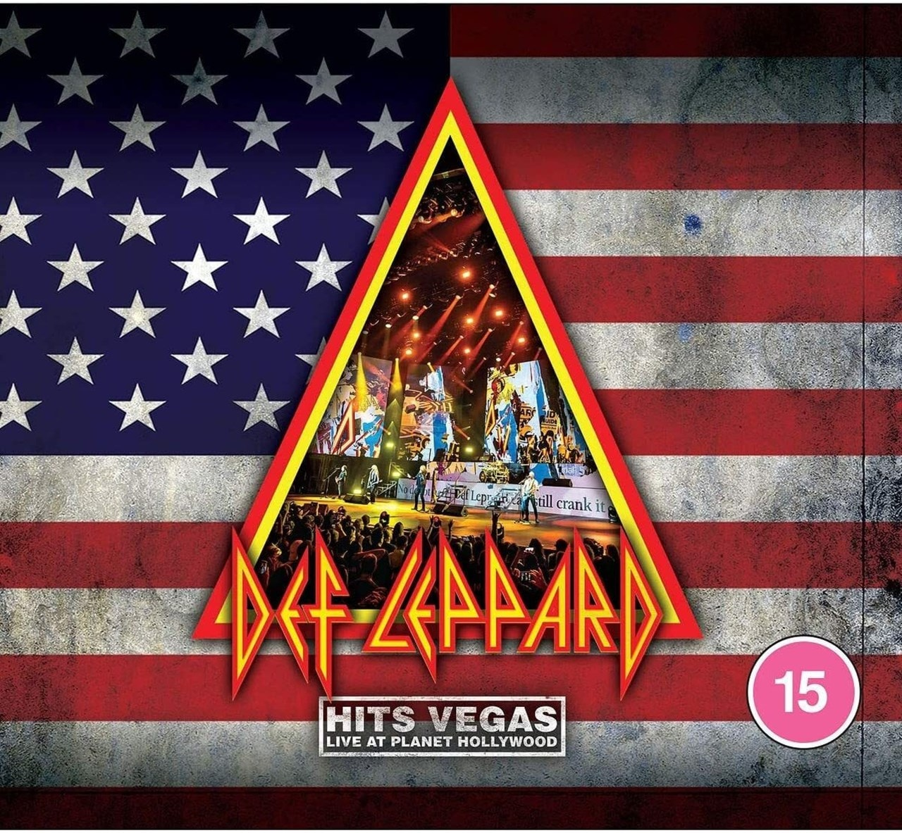 Def Leppard: Hits Vegas - Live at Planet Hollywood - 1