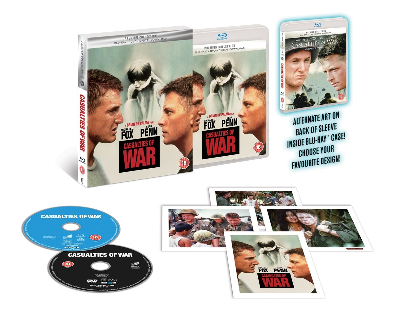 Casualties of War (hmv Exclusive) - The Premium Collection - 3