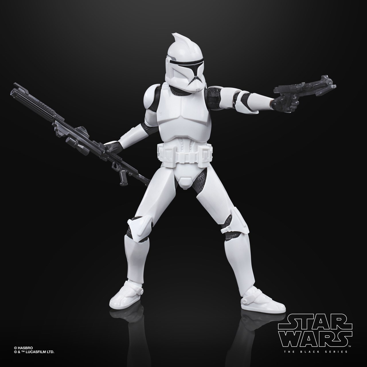 Clone Trooper: Clone Wars: Star Wars Black Series Action Figure - 2